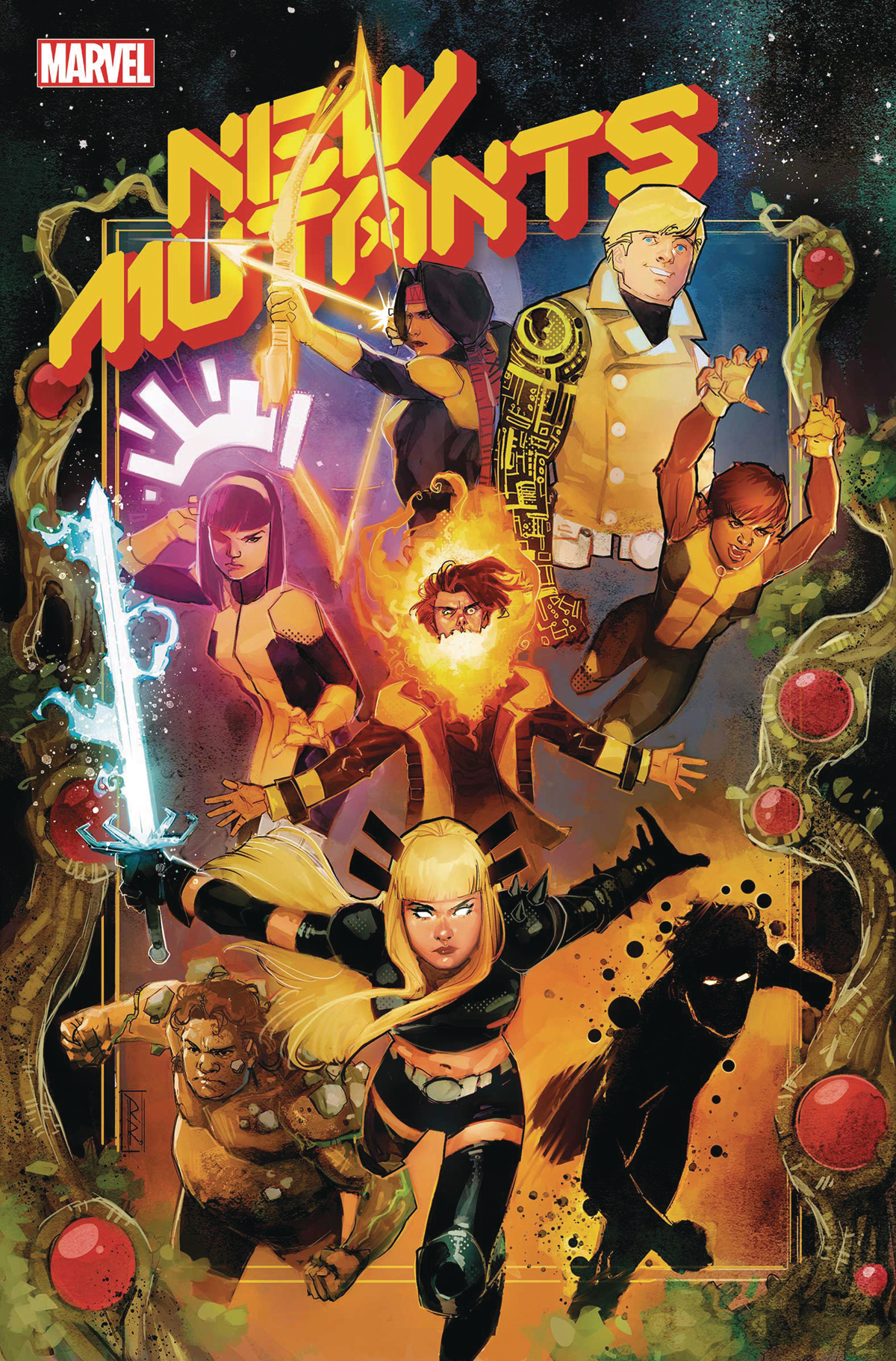 NEW MUTANTS #1 POSTER