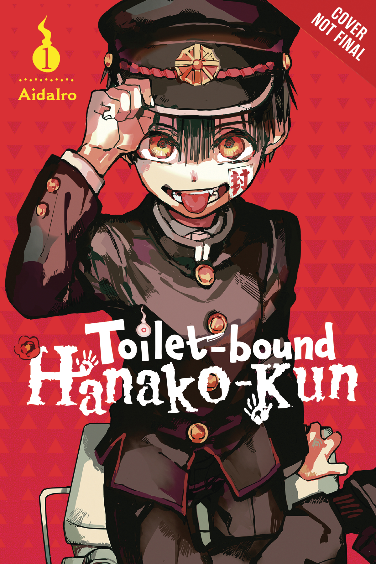 TOILET BOUND HANAKO KUN GN VOL 01