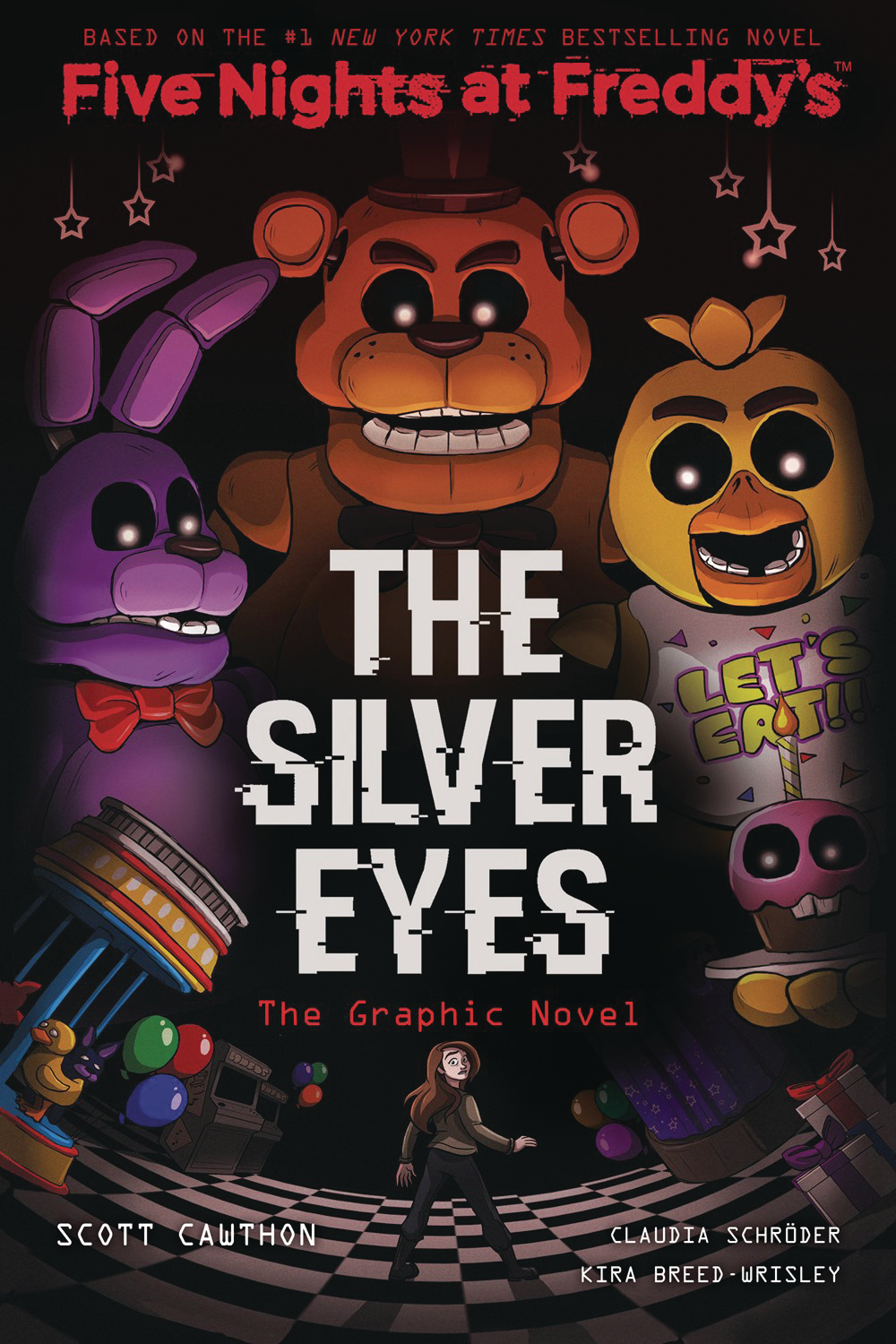 FIVE NIGHTS AT FREDDYS GN VOL 01 SILVER EYES