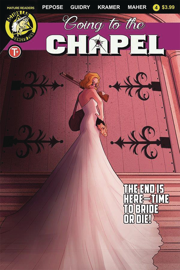GOING TO THE CHAPEL #4 (OF 4) CVR A JOHANNA THE MAD (MR)