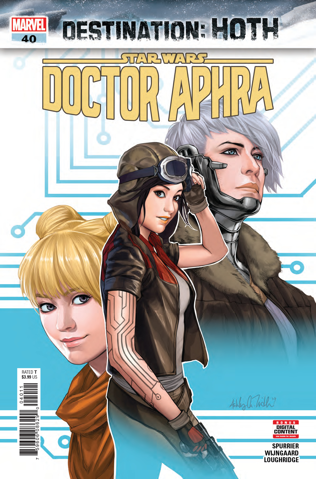 STAR WARS DOCTOR APHRA #40