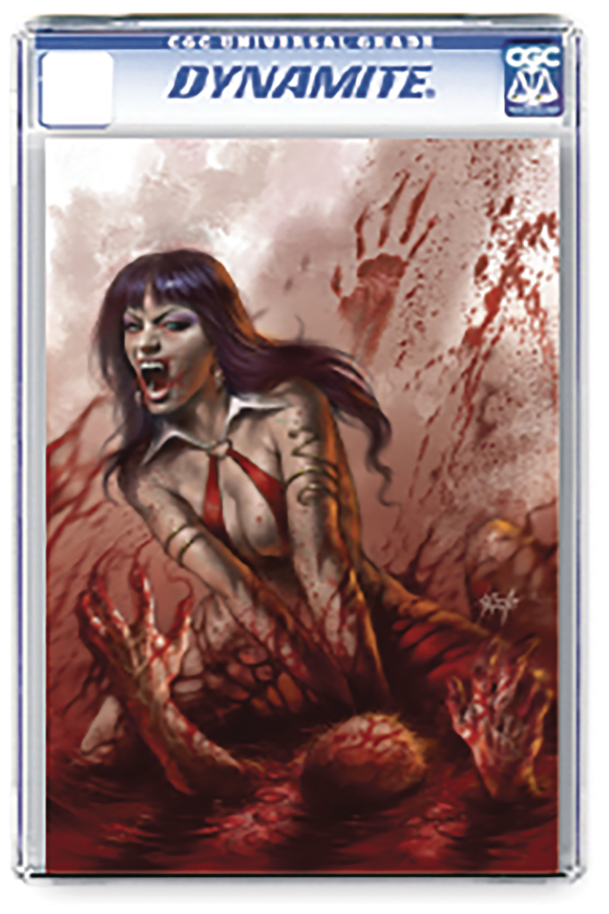 VENGEANCE OF VAMPIRELLA #3 PARRILLO CGC GRADED