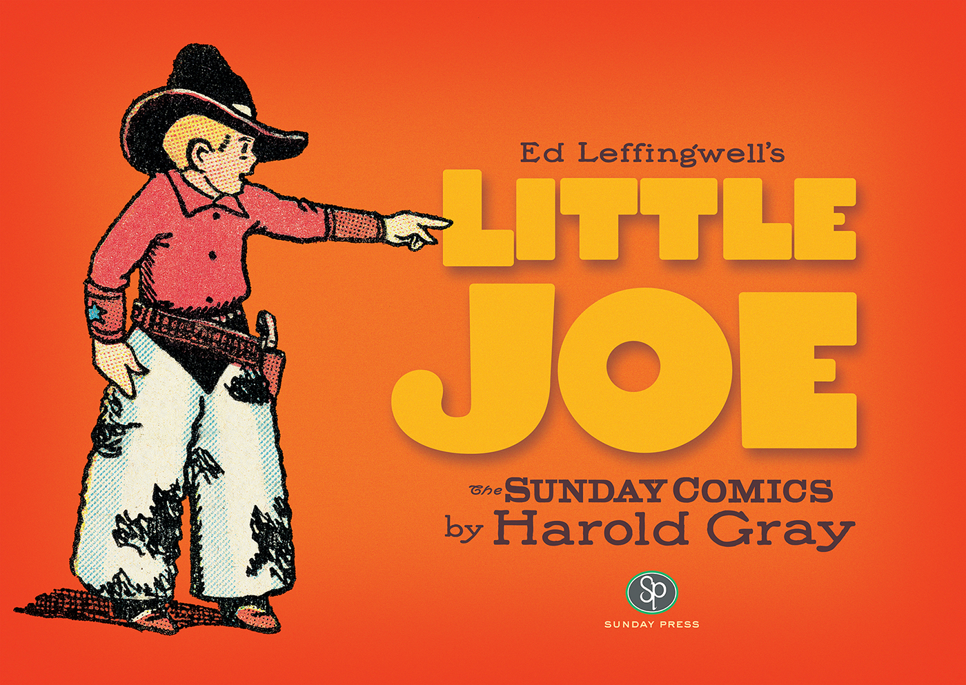 LITTLE JOE HAROLD GRAY HC