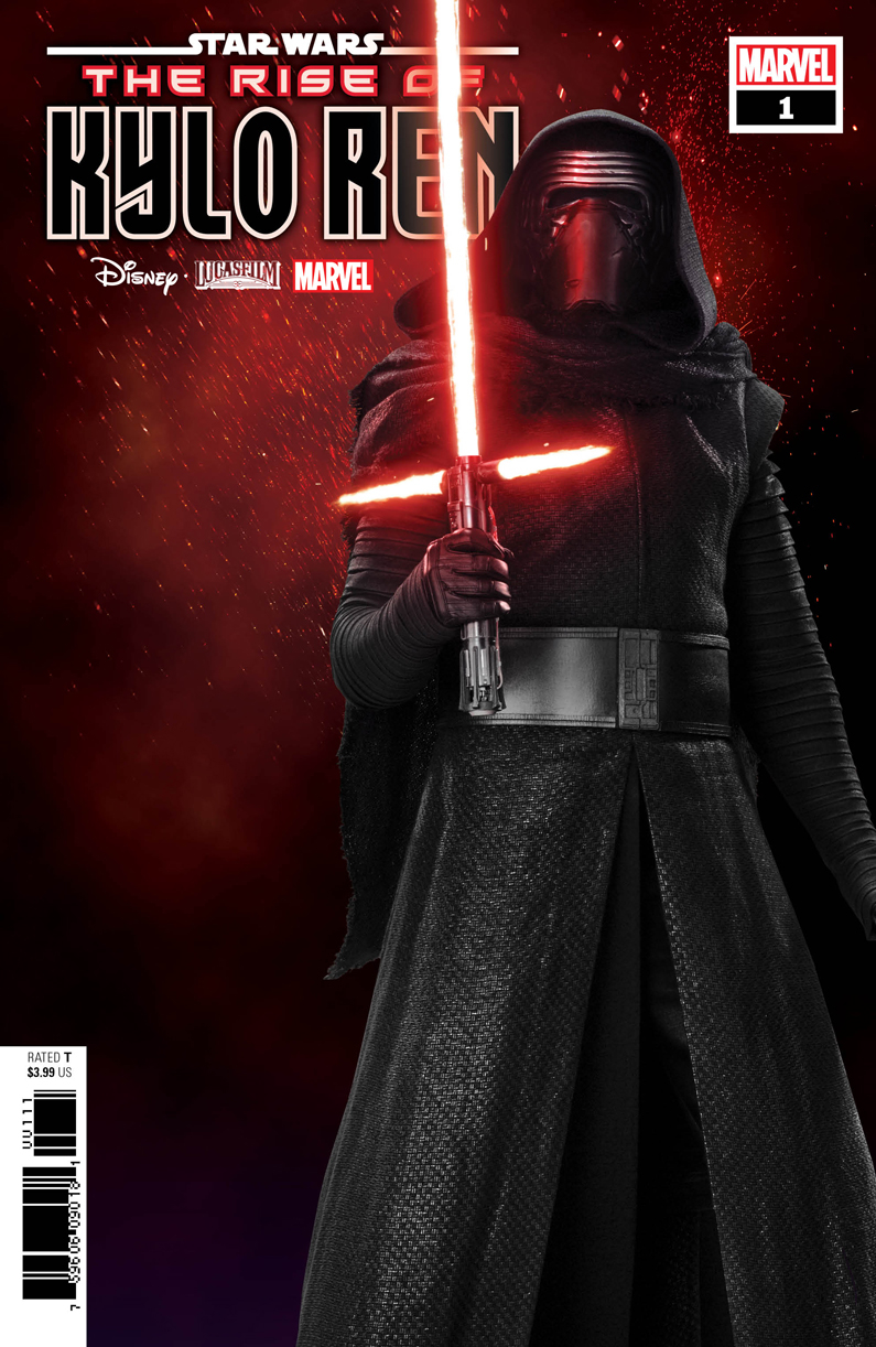 STAR WARS RISE KYLO REN #1 (OF 4) MOVIE VAR