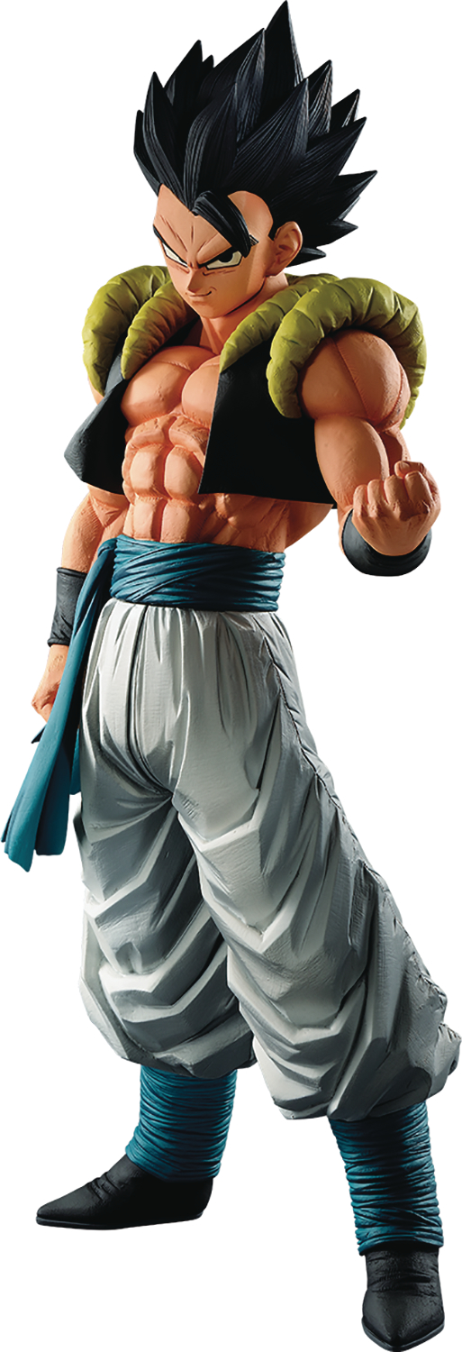 DRAGON BALL EXTREME SAIYAN GOGETA ULTRA INST ICHIBAN FIG (NE