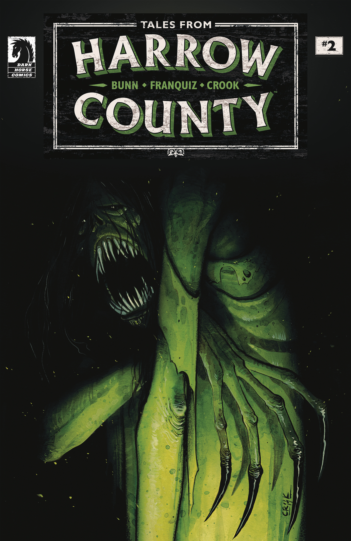 TALES FROM HARROW COUNTY DEATHS CHOIR #2 (OF 4) CVR B CROOK