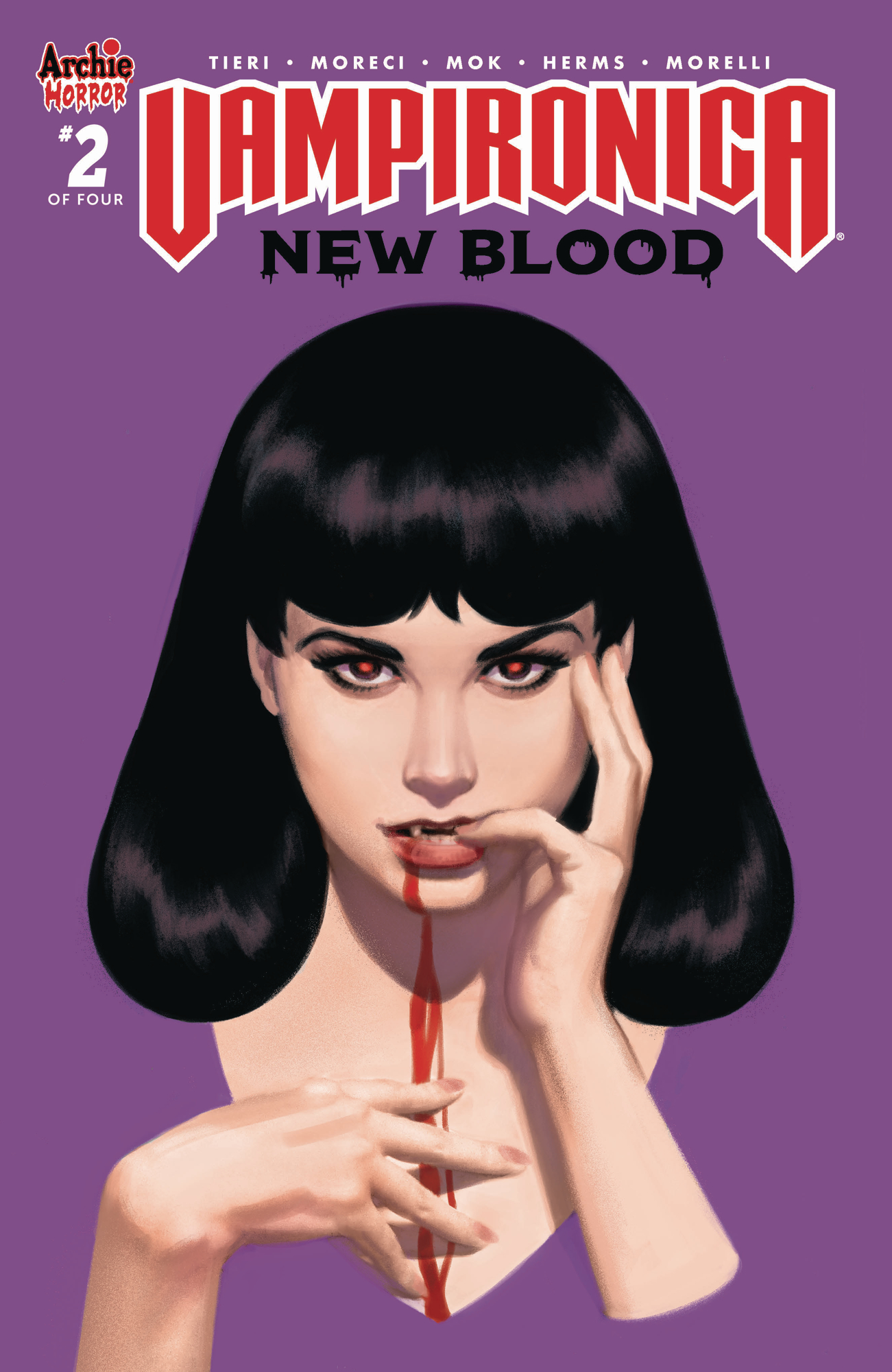VAMPIRONICA NEW BLOOD #2 CVR C SMALLWOOD