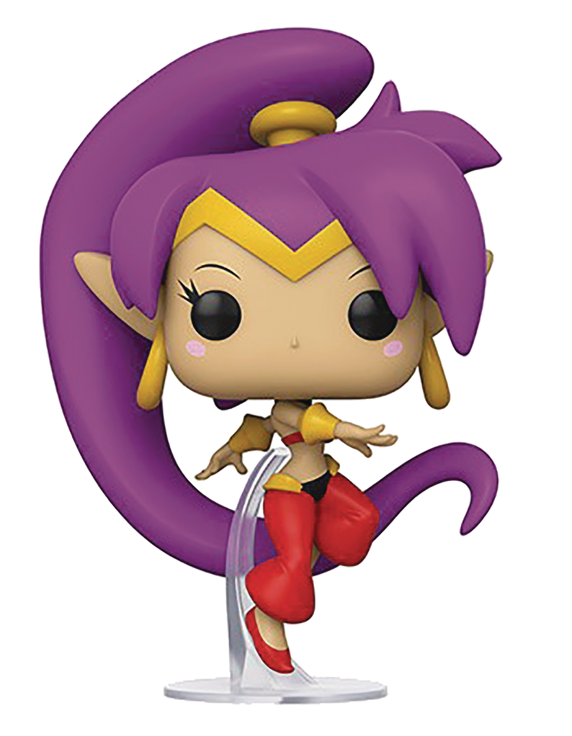 POP GAMES SHANTAE VIN FIG