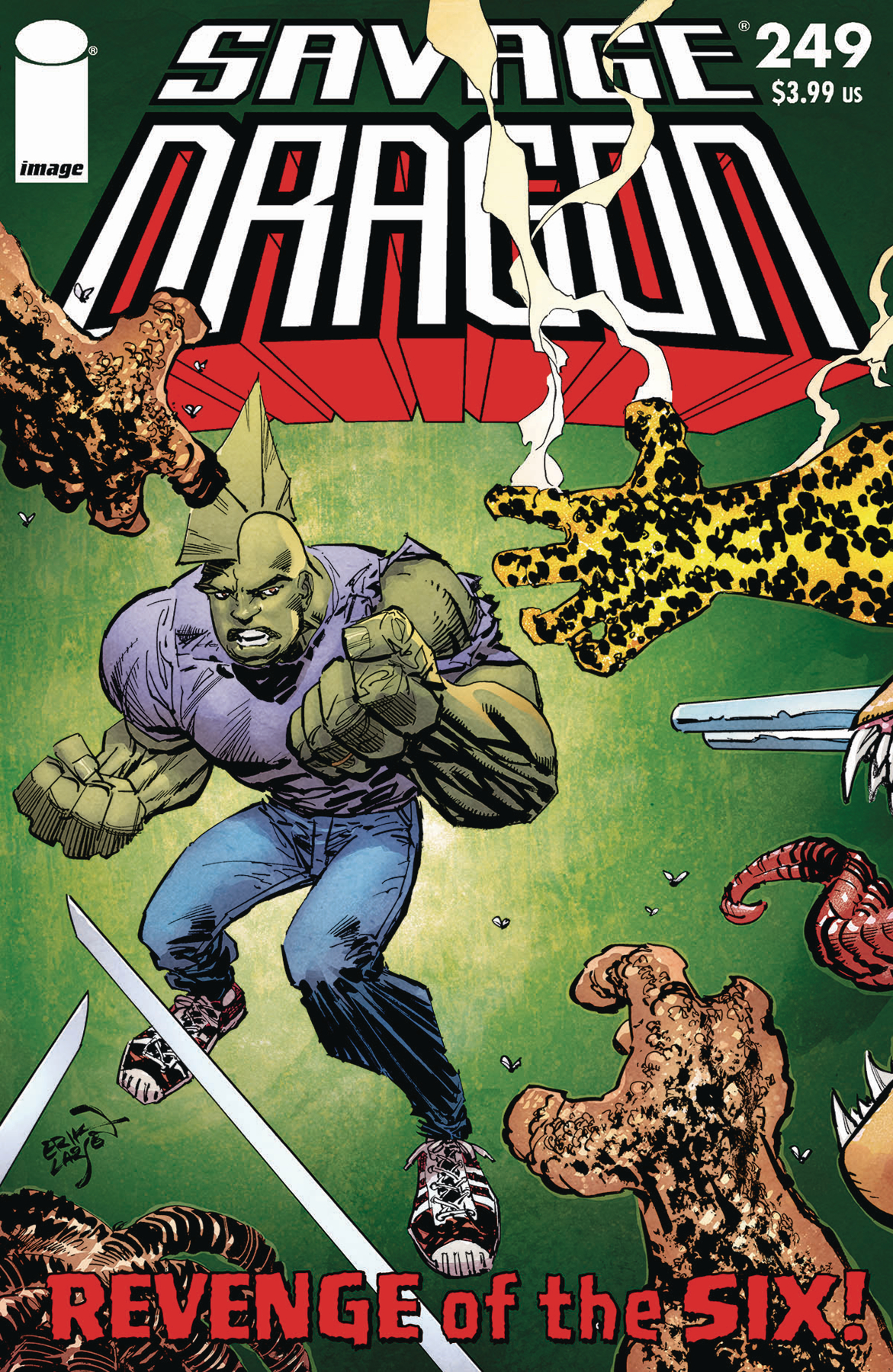 SAVAGE DRAGON #249 (MR)
