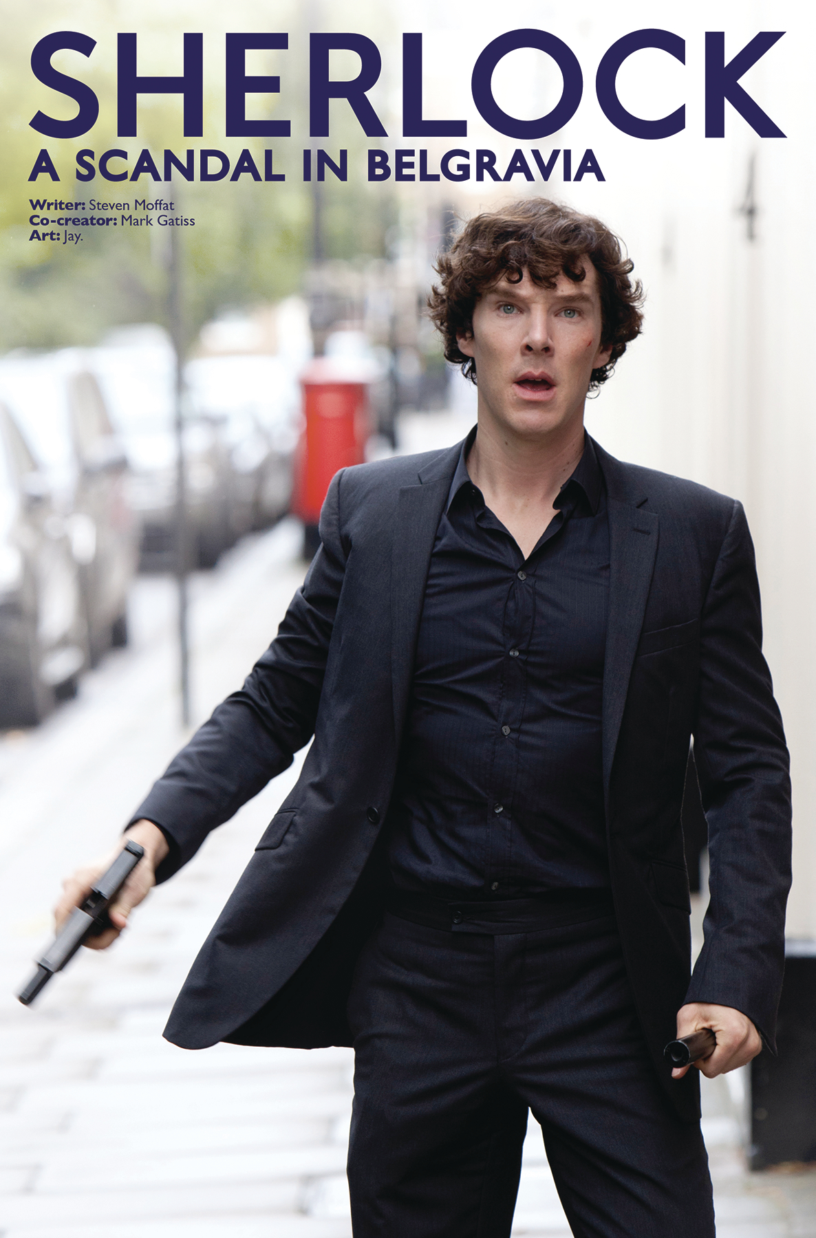 SHERLOCK SCANDAL IN BELGRAVIA #2 CVR B PHOTO