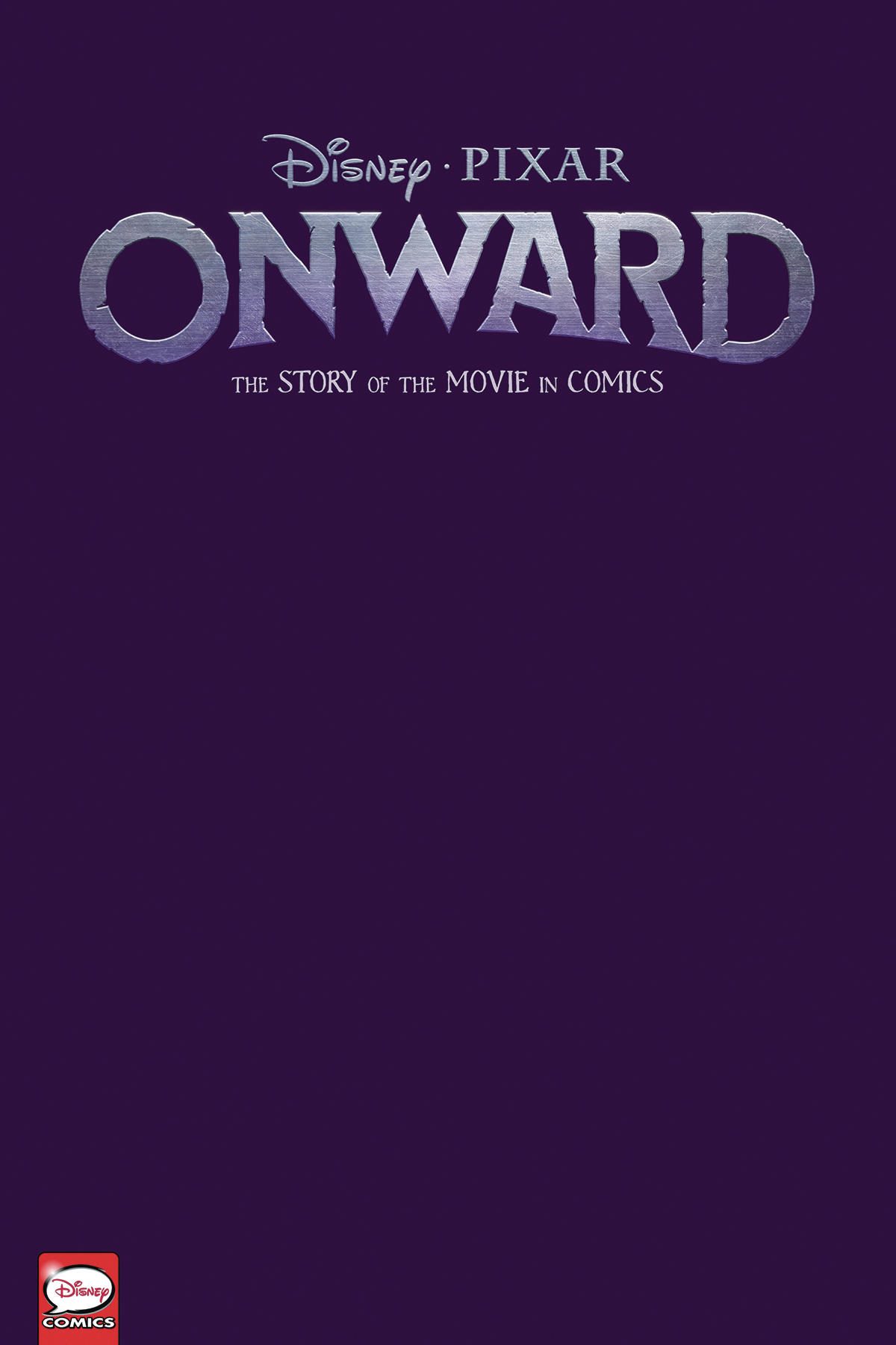 DISNEY PIXAR ONWARD STORY O/T MOVIE IN COMICS HC
