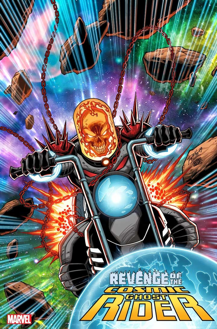 REVENGE OF COSMIC GHOST RIDER #2 (OF 5) RON LIM VAR