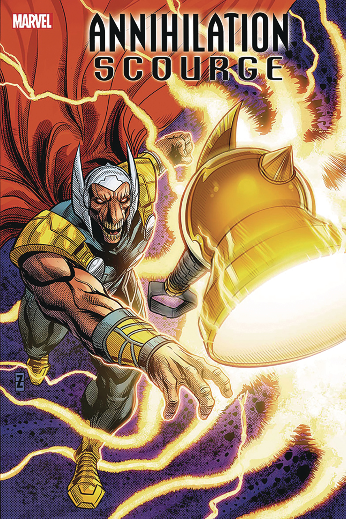 DF ANNIHILATION SCOURGE BETA RAY BILL #1 SGN MORECI