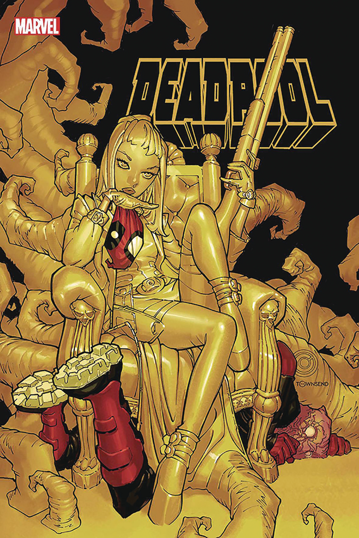 DF DEADPOOL #2 SGN BACHALO