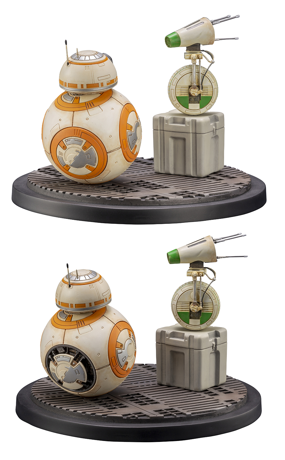 STAR WARS D-O & BB-8 ARTFX STATUE