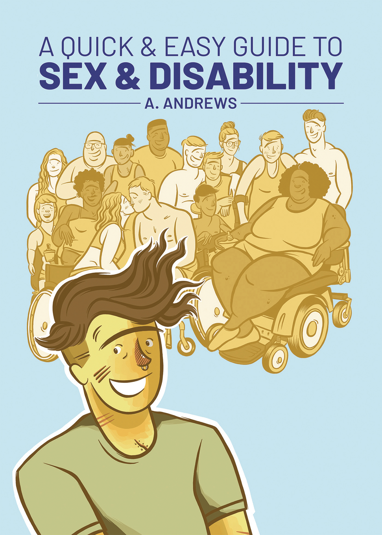 QUICK & EASY GUIDE TO SEX & DISABILITY GN (MR)