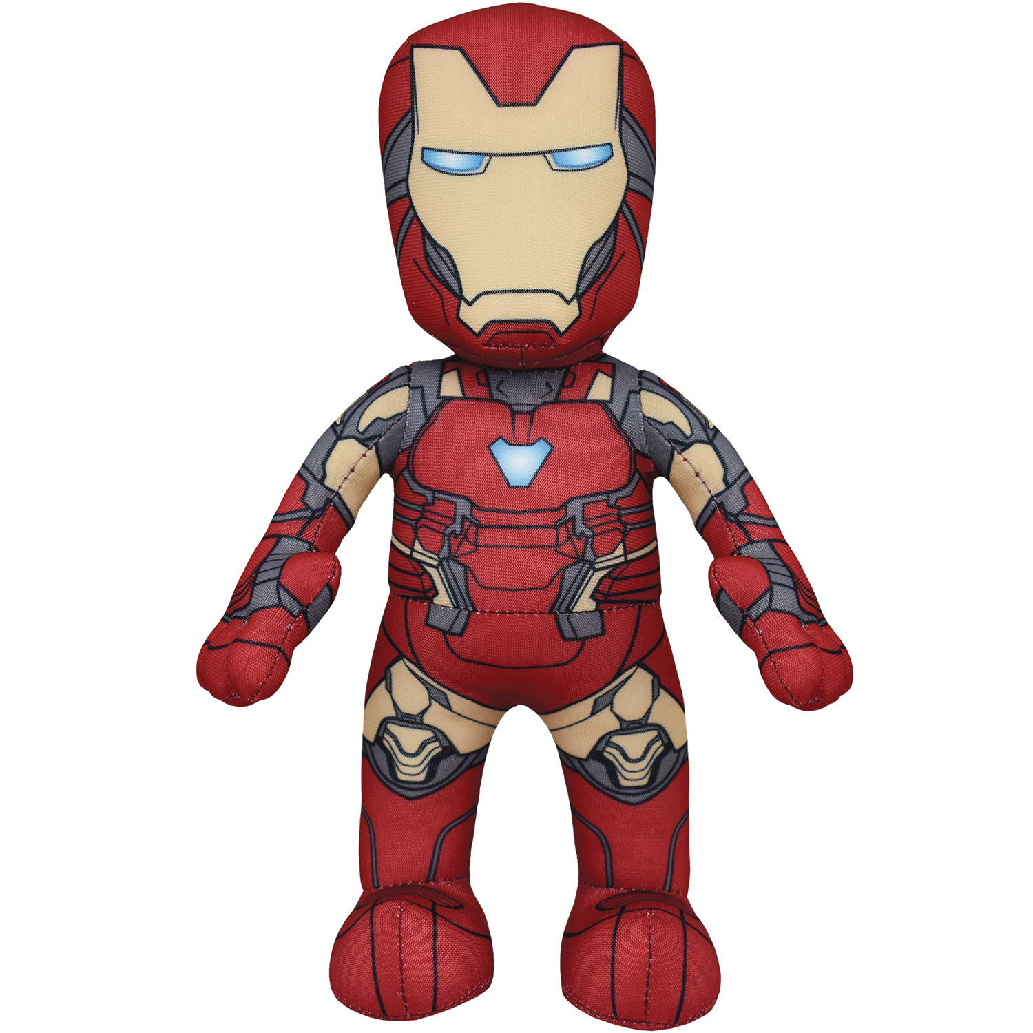 MARVEL HEROES IRON MAN 10IN PLUSH FIGURE