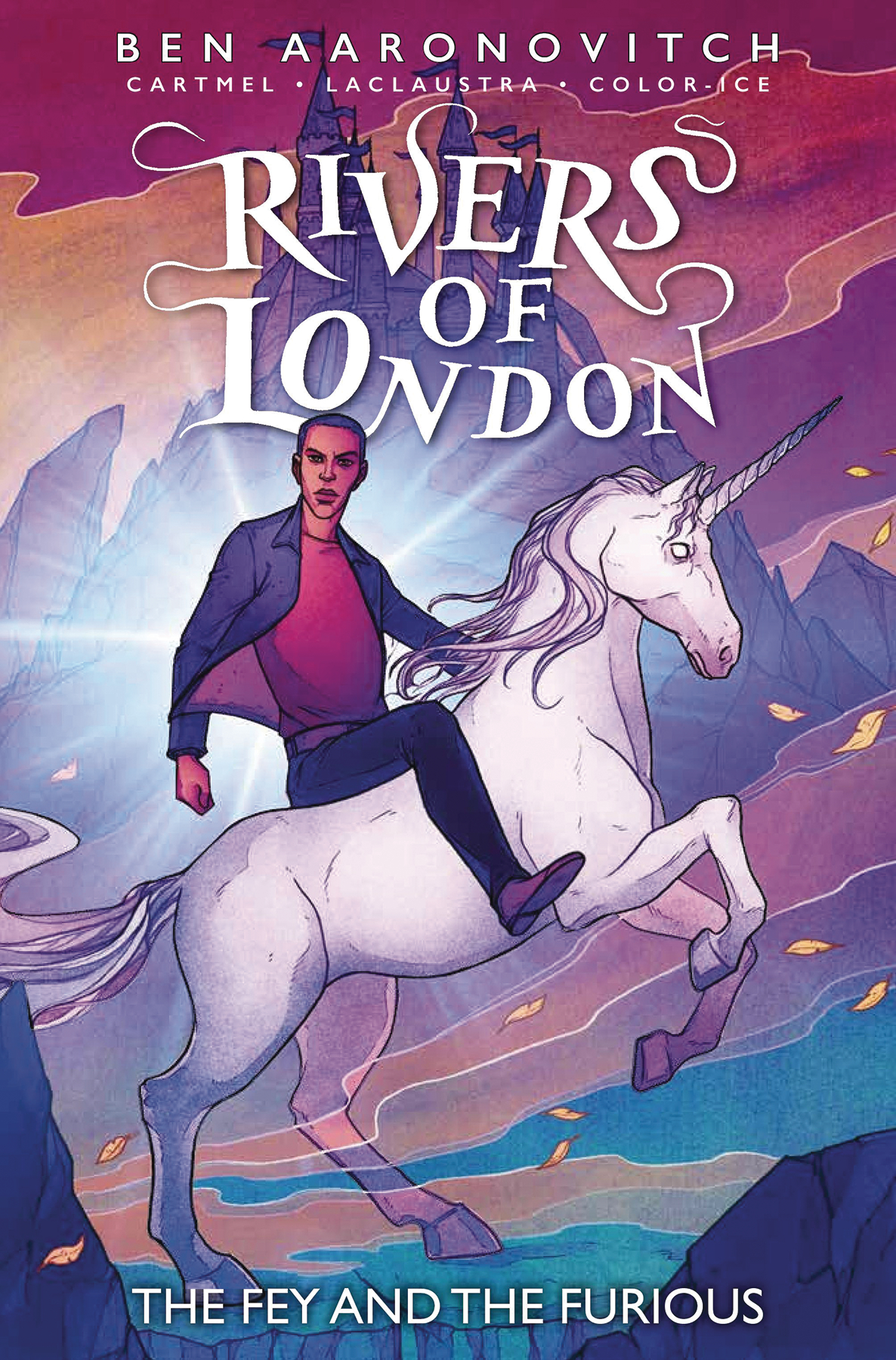 RIVERS OF LONDON FEY & THE FURIOUS #4 (MR)