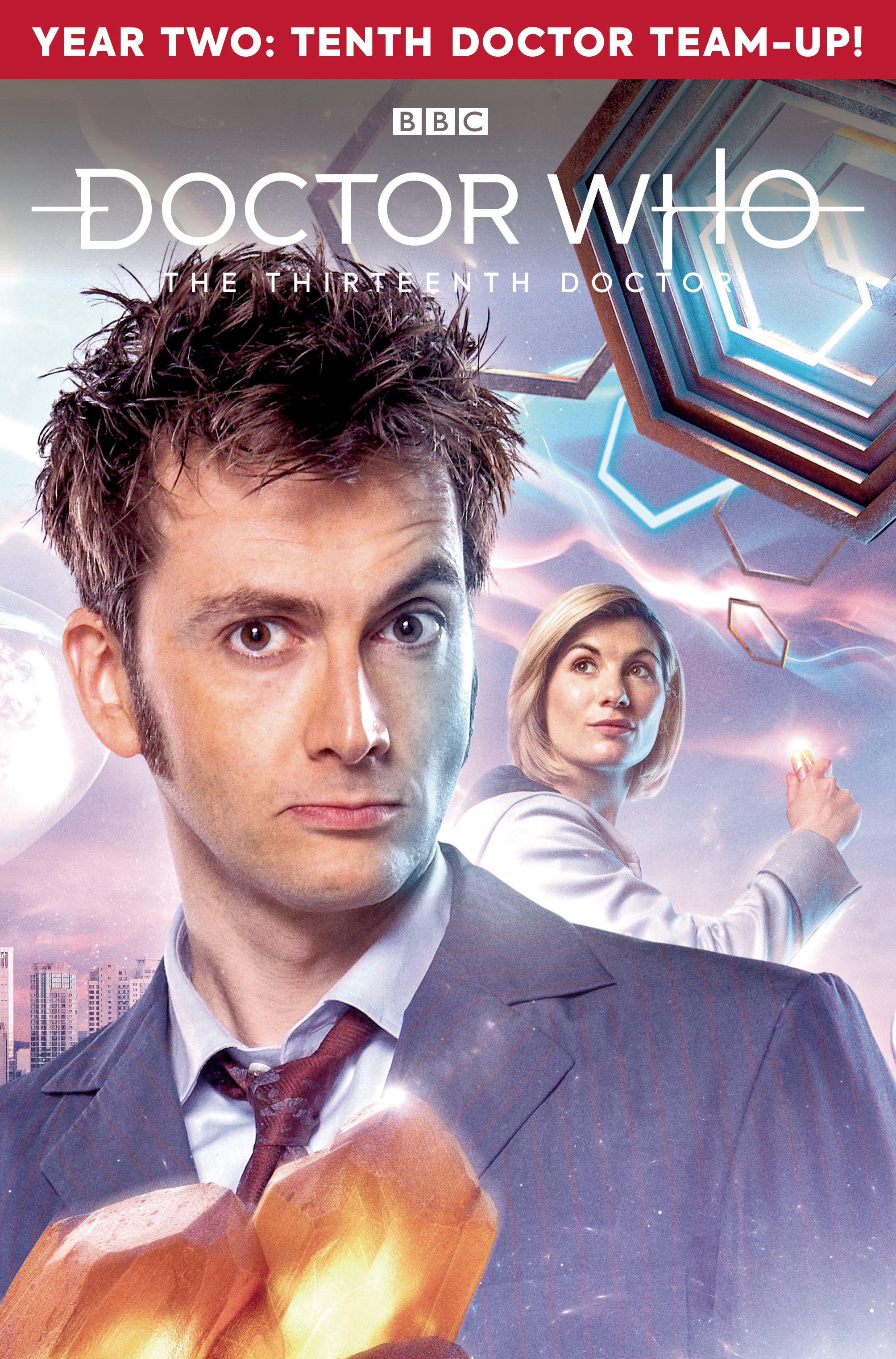 DOCTOR WHO 13TH SEASON TWO #2 CVR B PHOTO