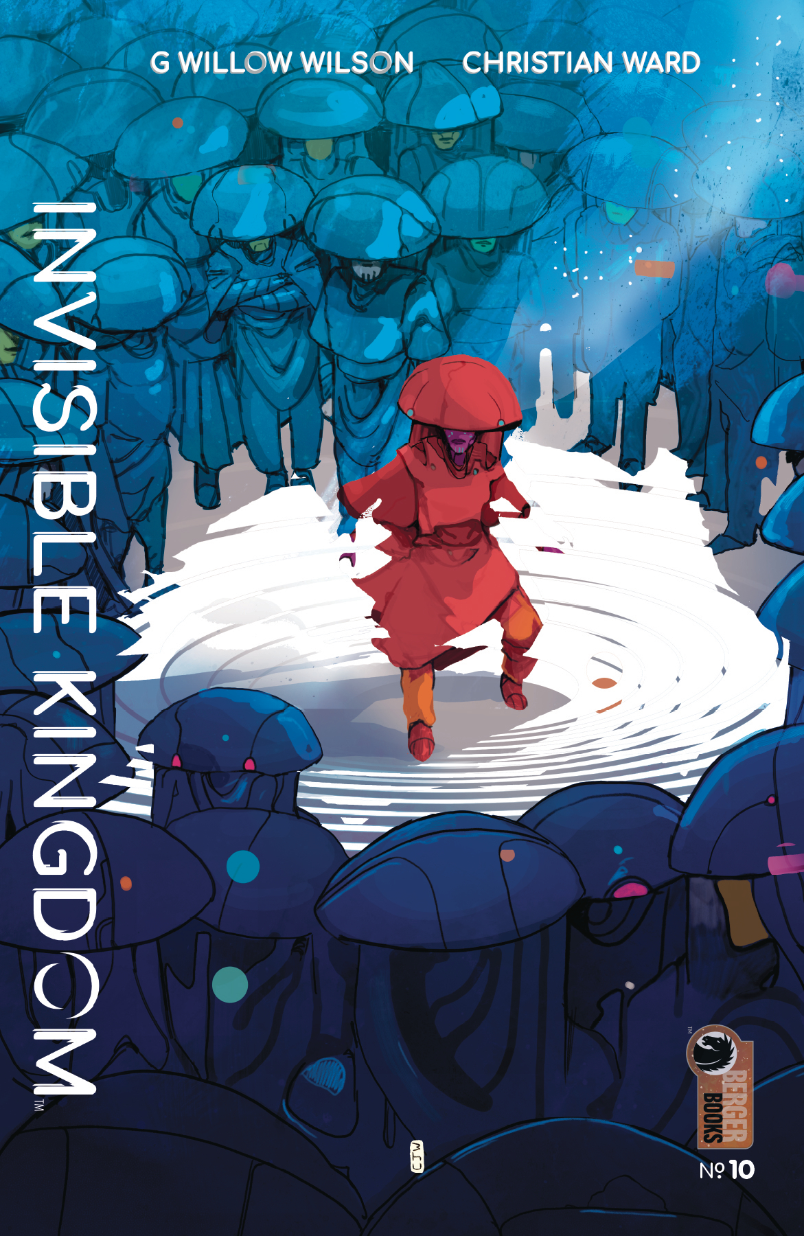 INVISIBLE KINGDOM #10 (MR)