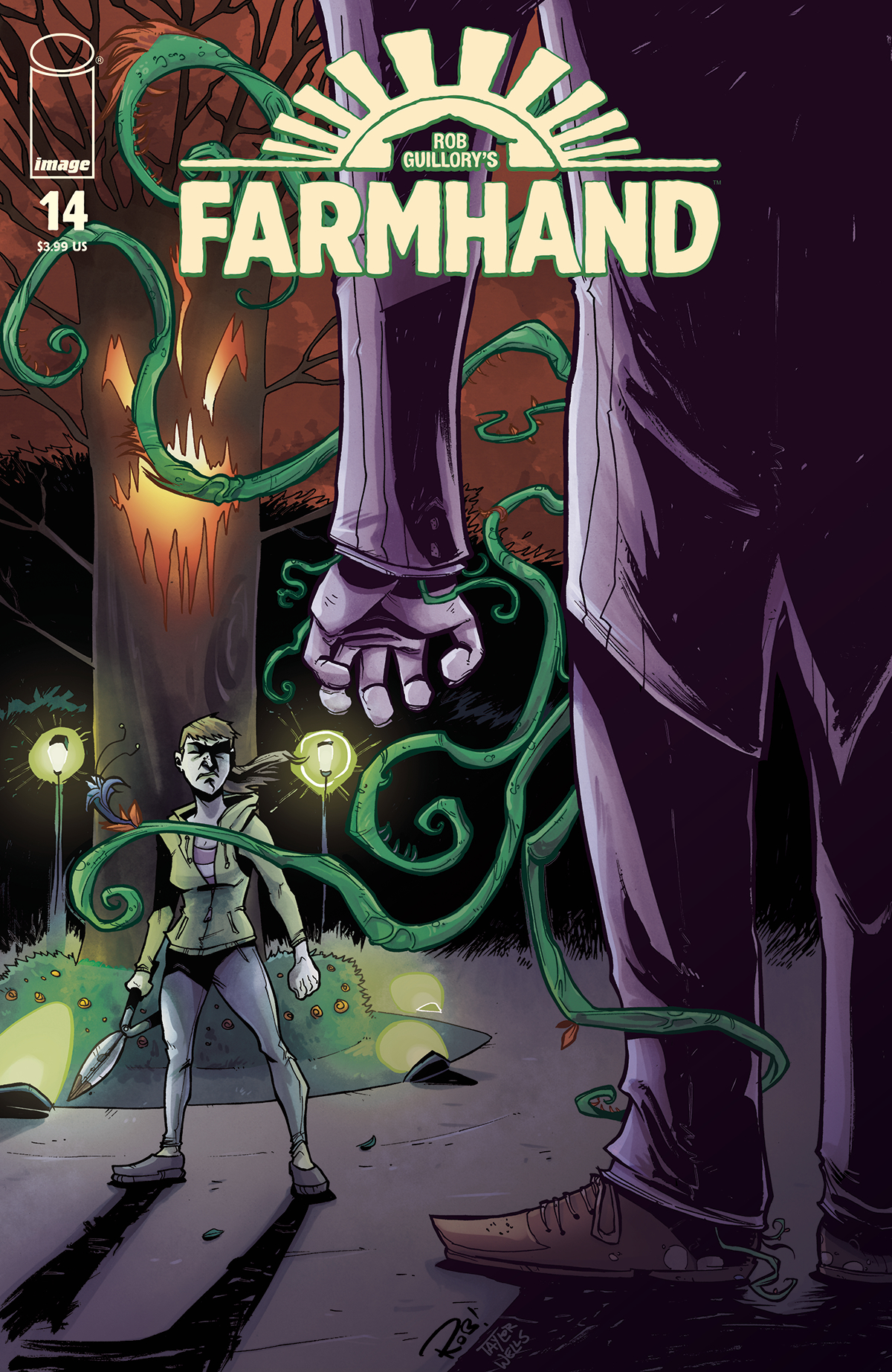 FARMHAND #14 (MR)