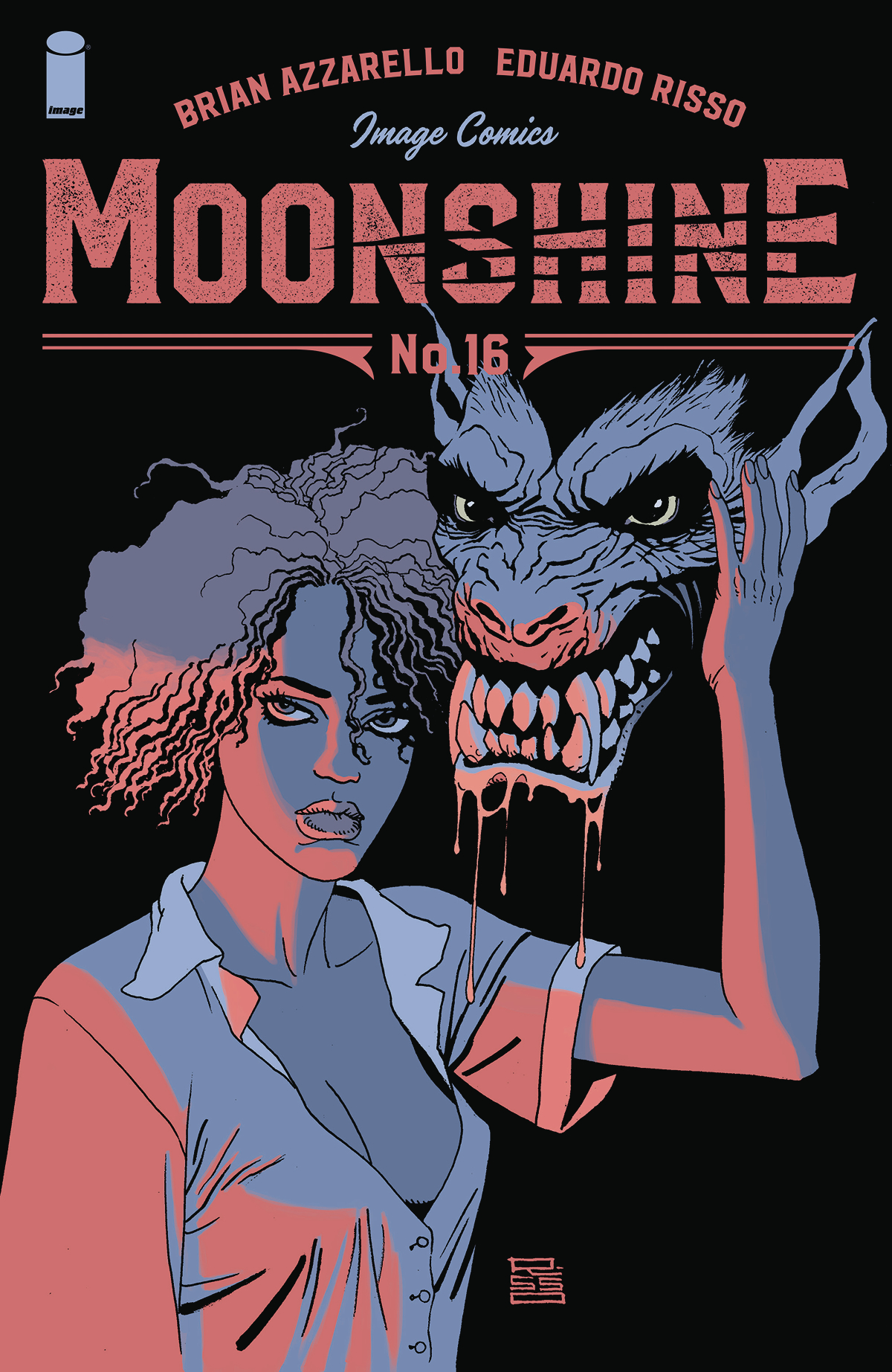 MOONSHINE #16 (MR)
