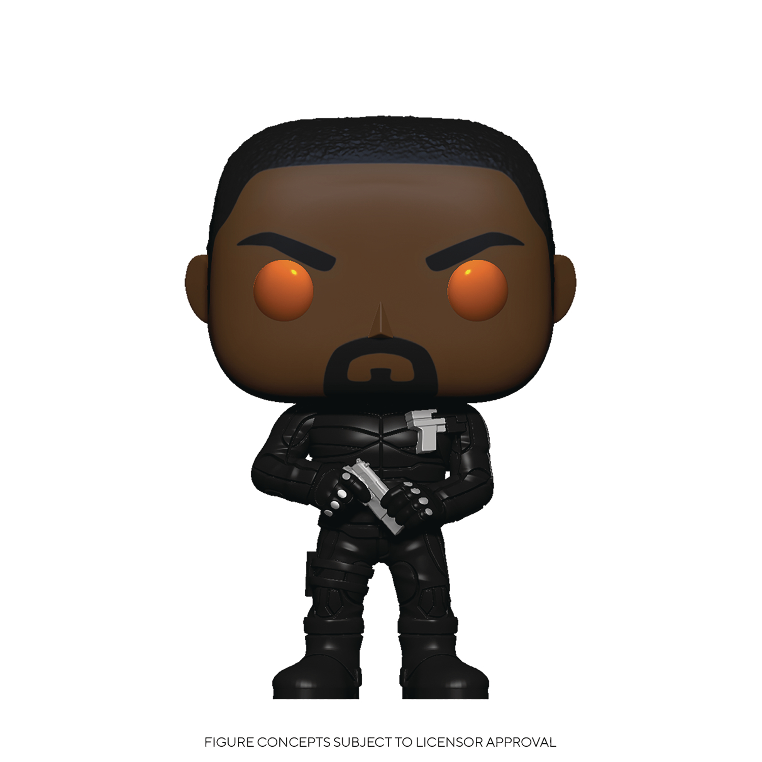 POP MOVIES HOBBS & SHAW BRIXTON W/ ORANGE EYES VIN FIG