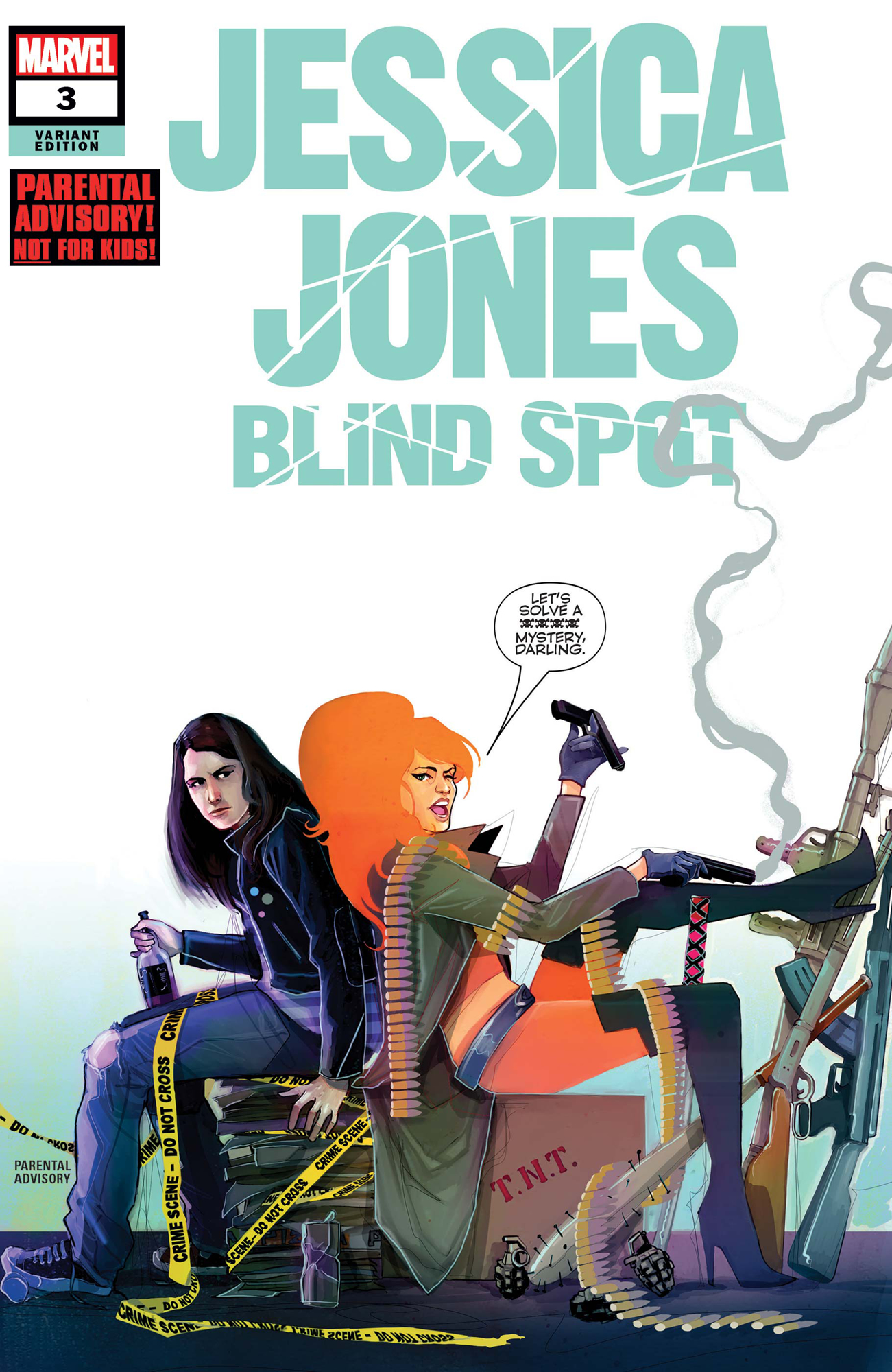 JESSICA JONES BLIND SPOT #3 (OF 6) SIMMONDS VAR