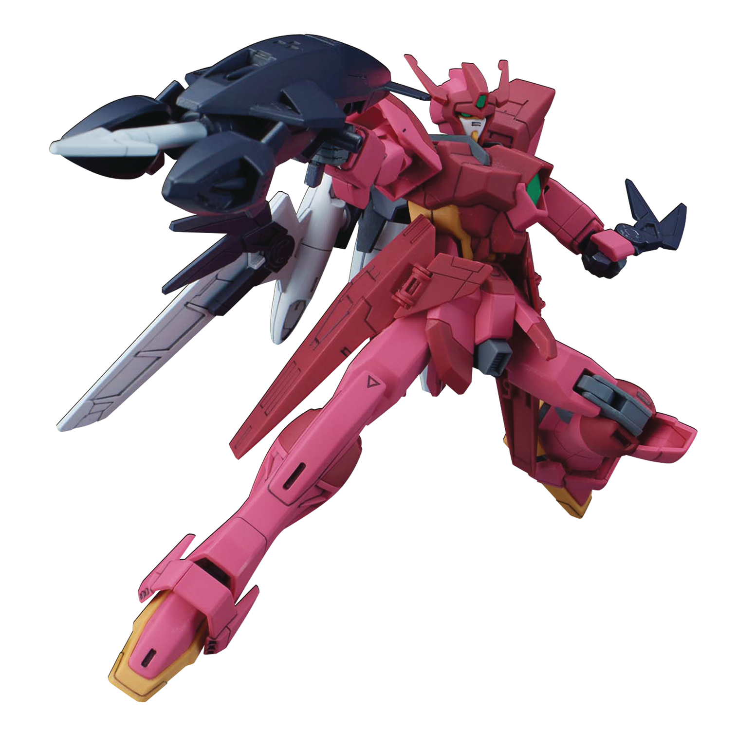 GUNDAM BUILD DIVERS PROTAGONISTS NEW WEAPONS 1/144 MDL KIT (