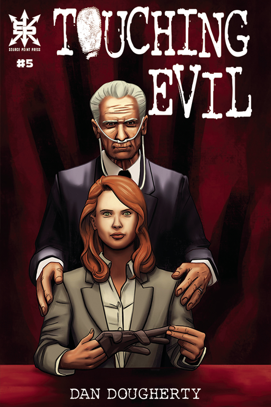 TOUCHING EVIL #5 (OF 7)