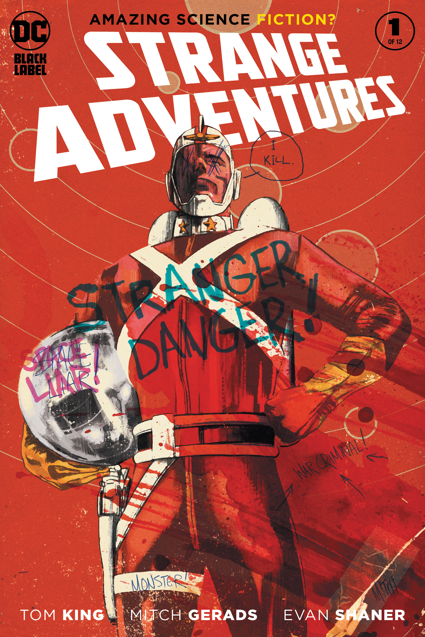 Image result for tom king strange adventures