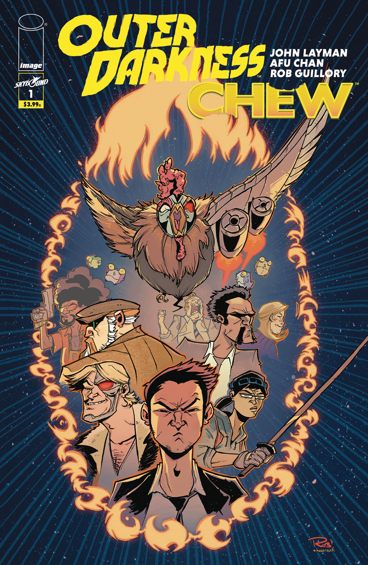 OUTER DARKNESS CHEW #1 (OF 3) CVR B GUILLORY (MR)