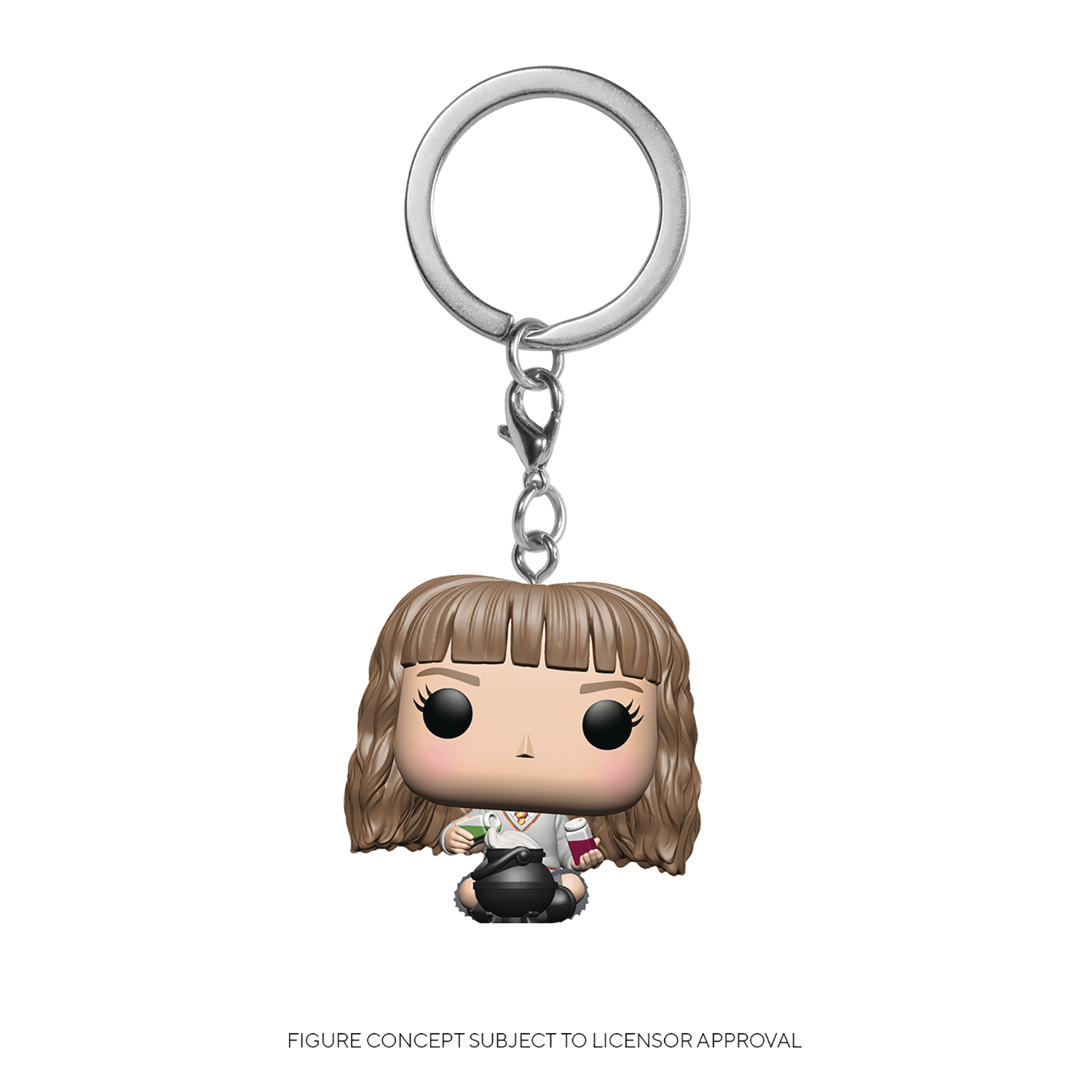 POCKET POP HP HERMIONE W/ POTIONS FIG KEYCHAIN