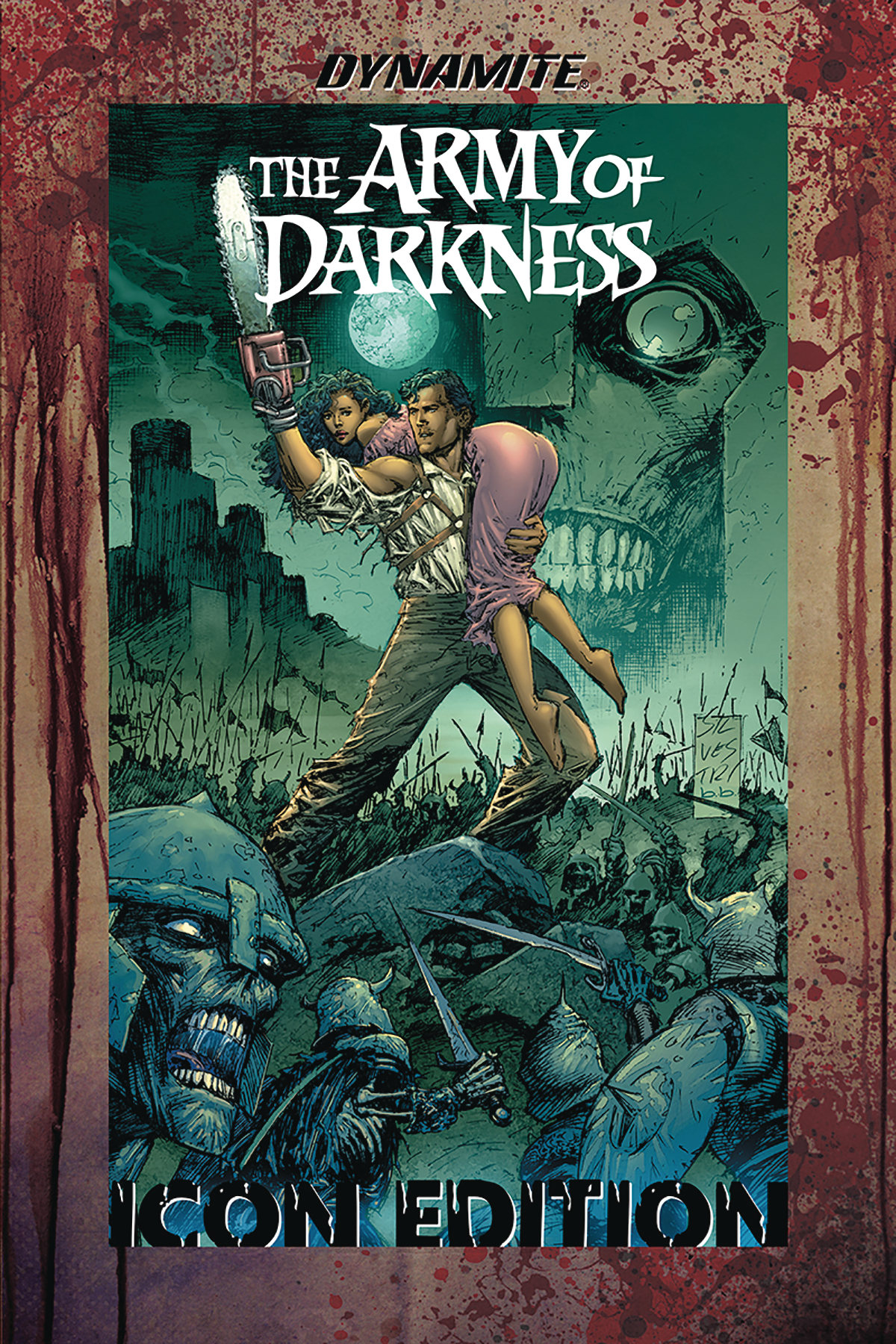 DEATH TO ARMY OF DARKNESS #2 60 COPY SILVESTRI ICON INCV