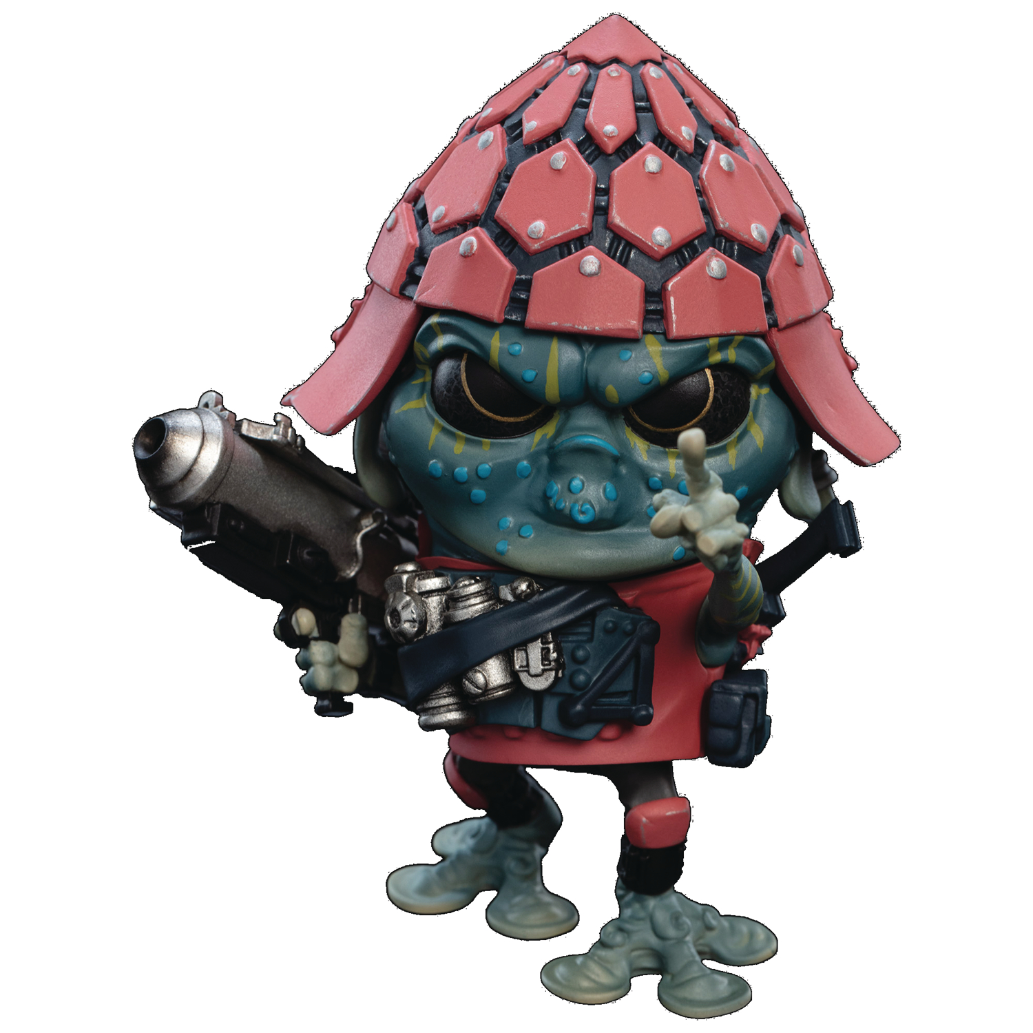 MINI EPICS MIB INTERNATIONAL PAWNY VINYL FIG