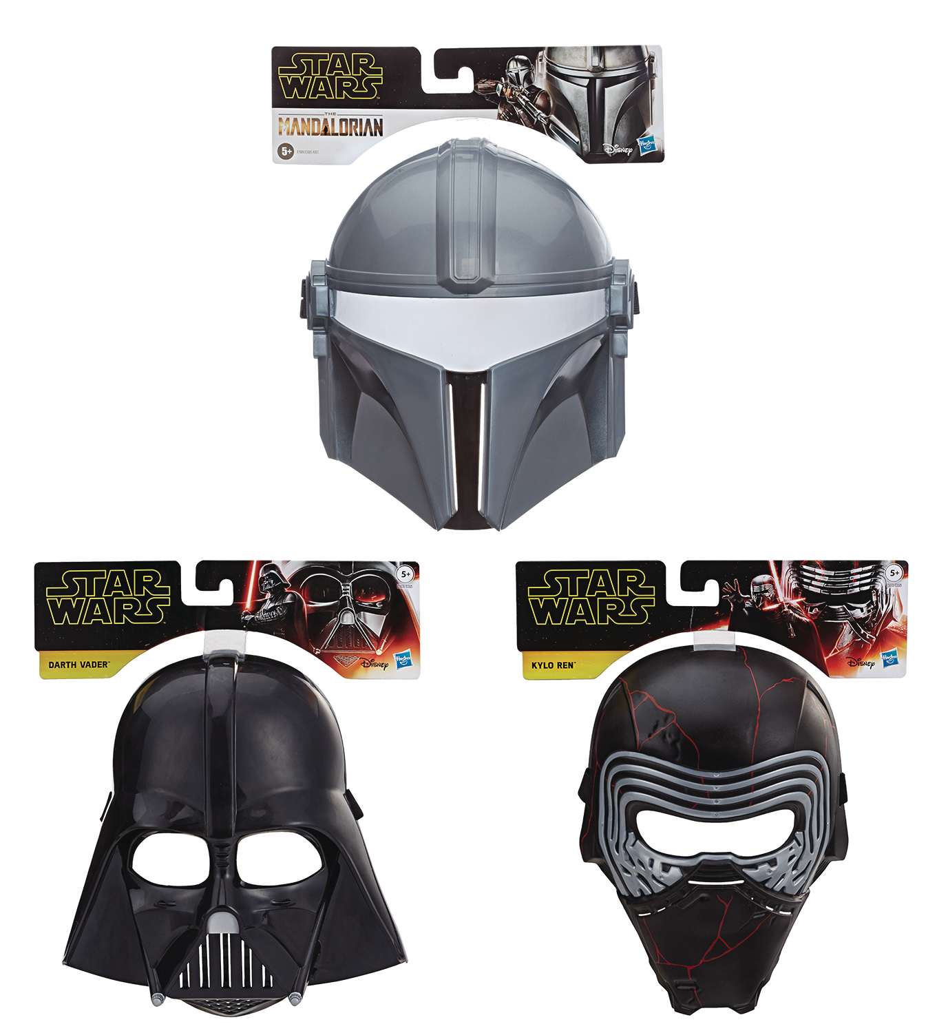 SW ROLEPLAY MASK ASST 202001