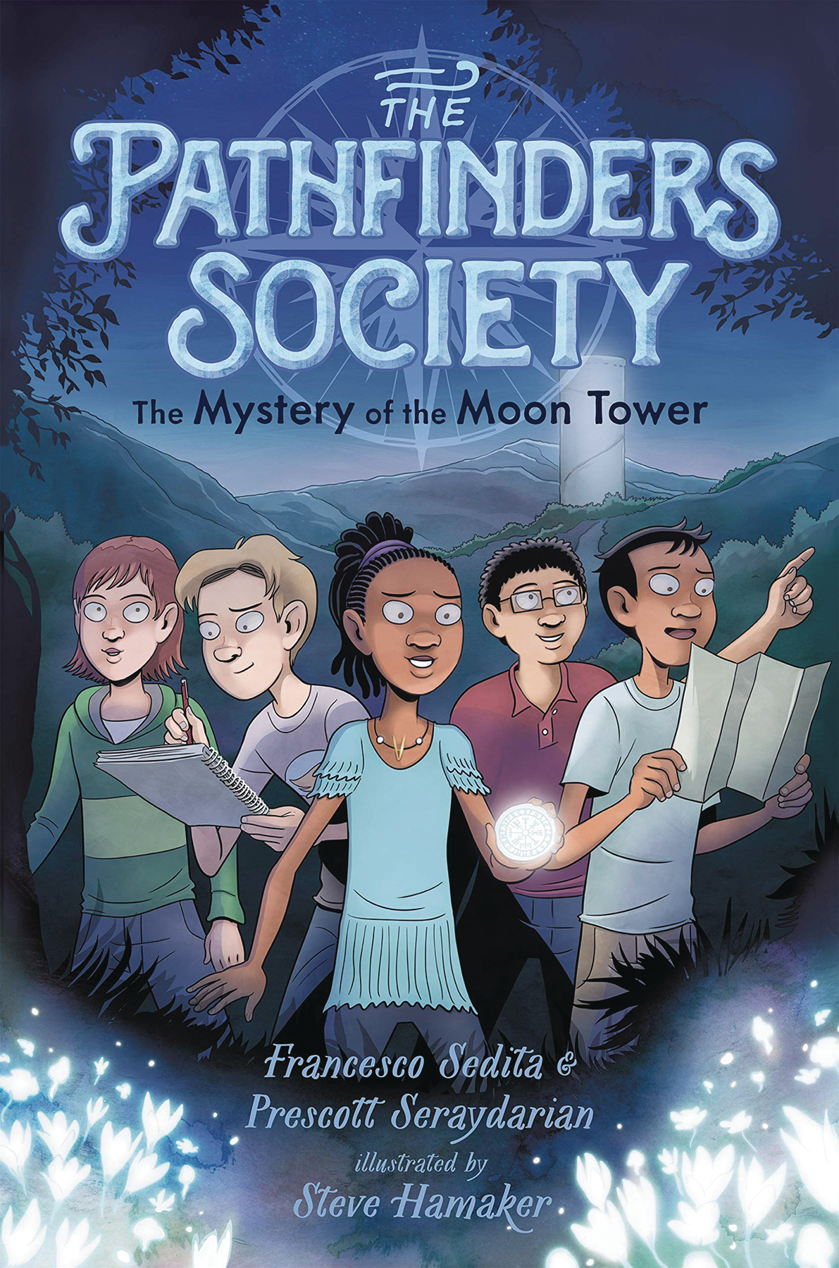 PATHFINDERS SOCIETY HC GN VOL 01 MYSTERY OF MOON TOWER