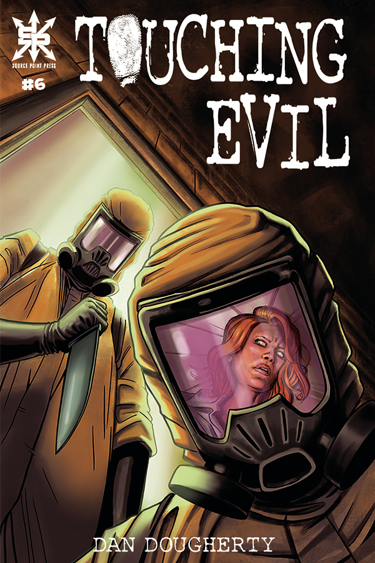 TOUCHING EVIL #6 (OF 7)