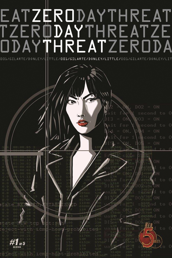 ZERO DAY THREAT #1 10 COPY PIA GUERRA INCV CVR