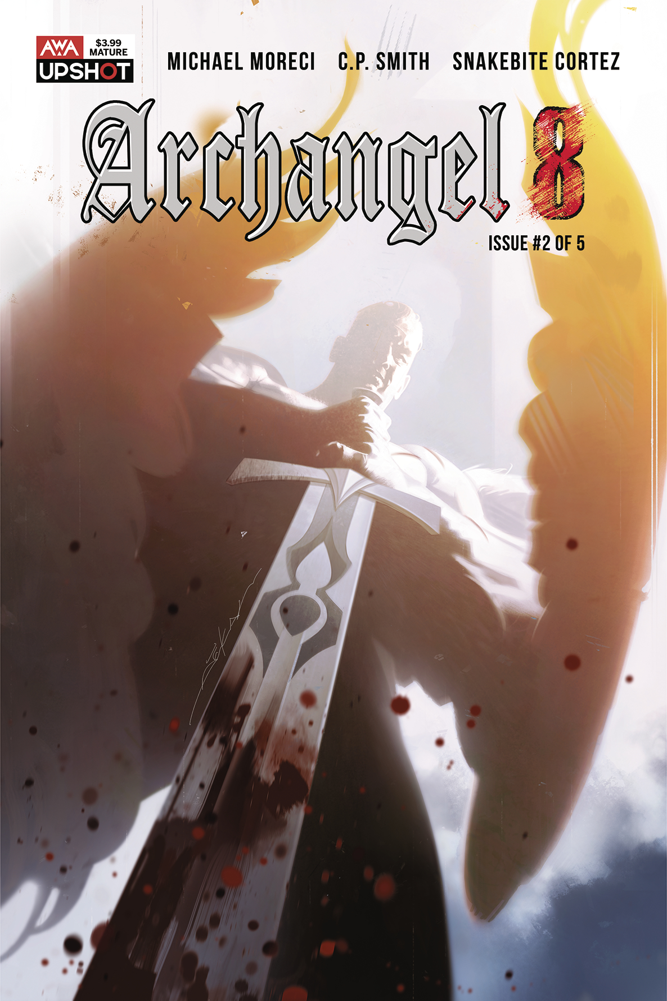 ARCHANGEL 8 #2 (OF 5) (MR)