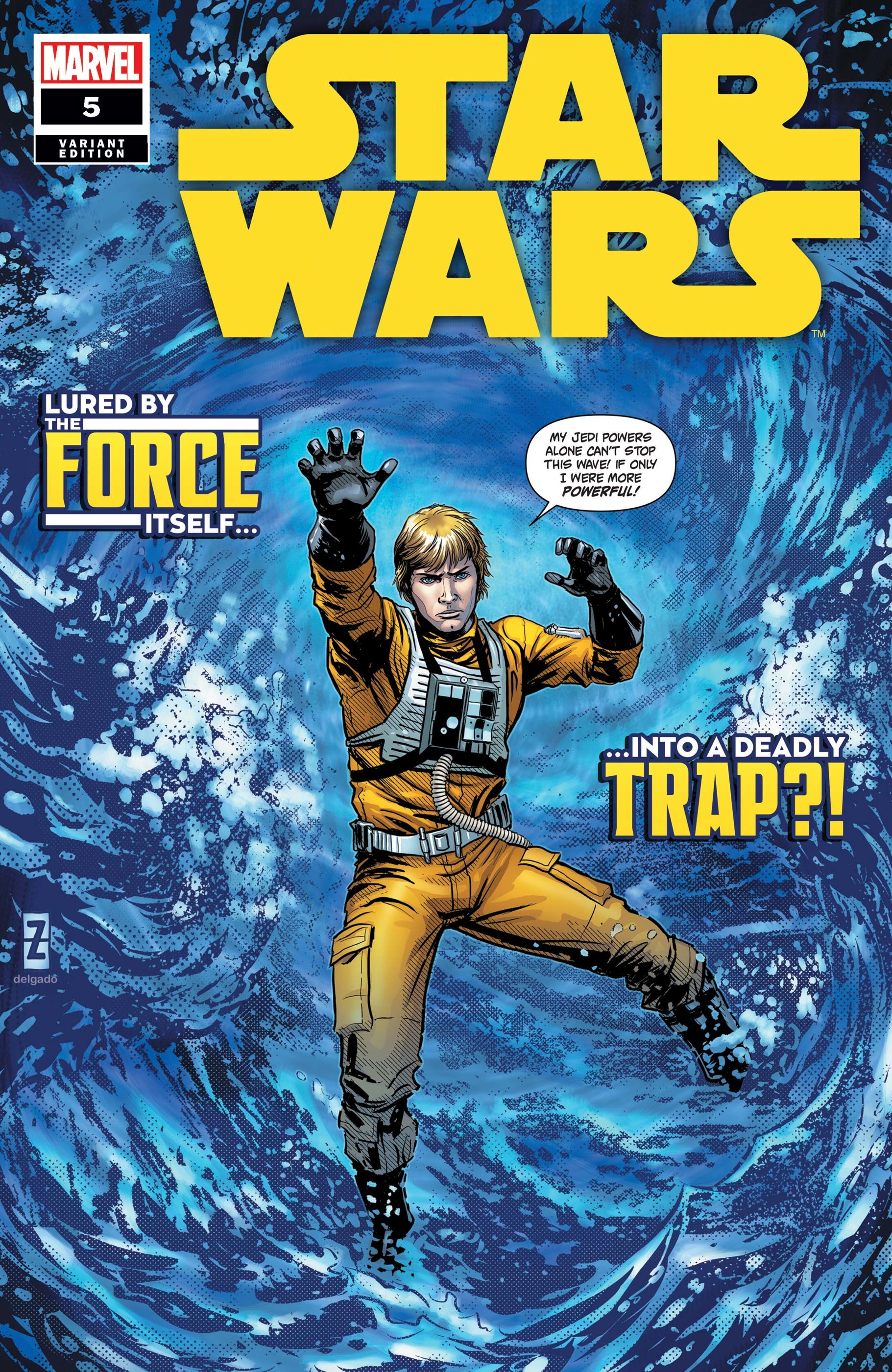 STAR WARS #5 ZIRCHER VAR