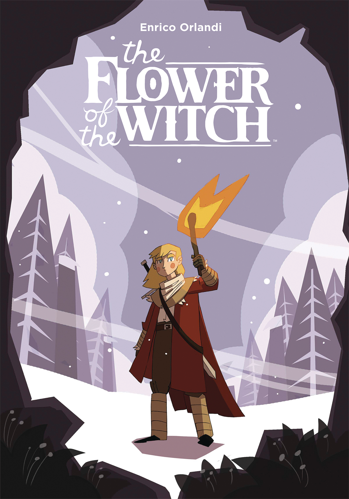 FLOWER OF THE WITCH TP