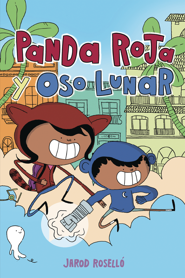 RED PANDA & MOON BEAR SPANISH ED PANDA ROJA & OSO LUNAR