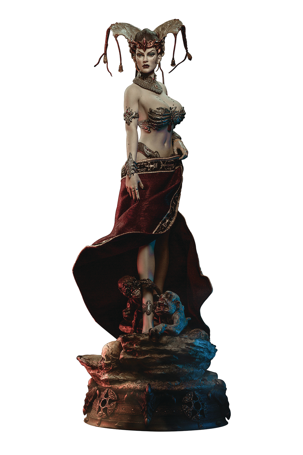 COURT OF THE DEAD GETHSEMONI THE DEAD QUEEN 1/6 AF