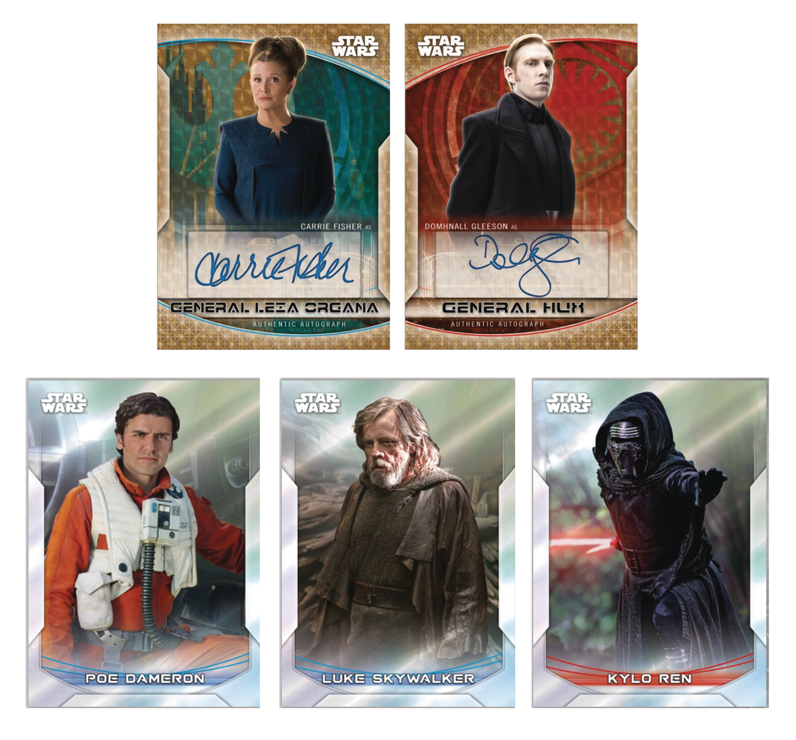 TOPPS 2020 STAR WARS CHROME PERSPECTIVES T/C BOX
