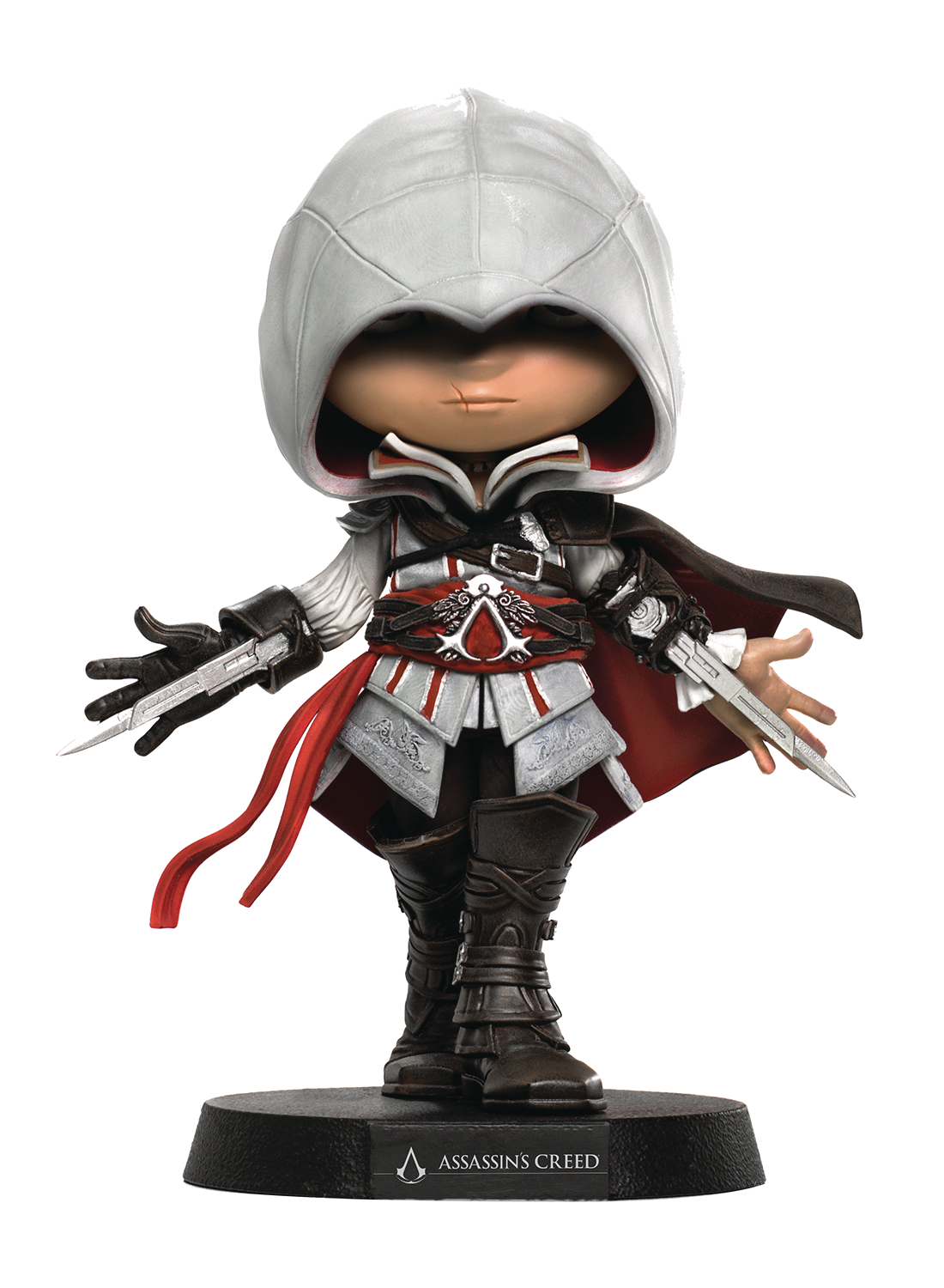 MINICO HEROES ASSASSINS CREED II EZIO AUDITORE VINYL STATUE