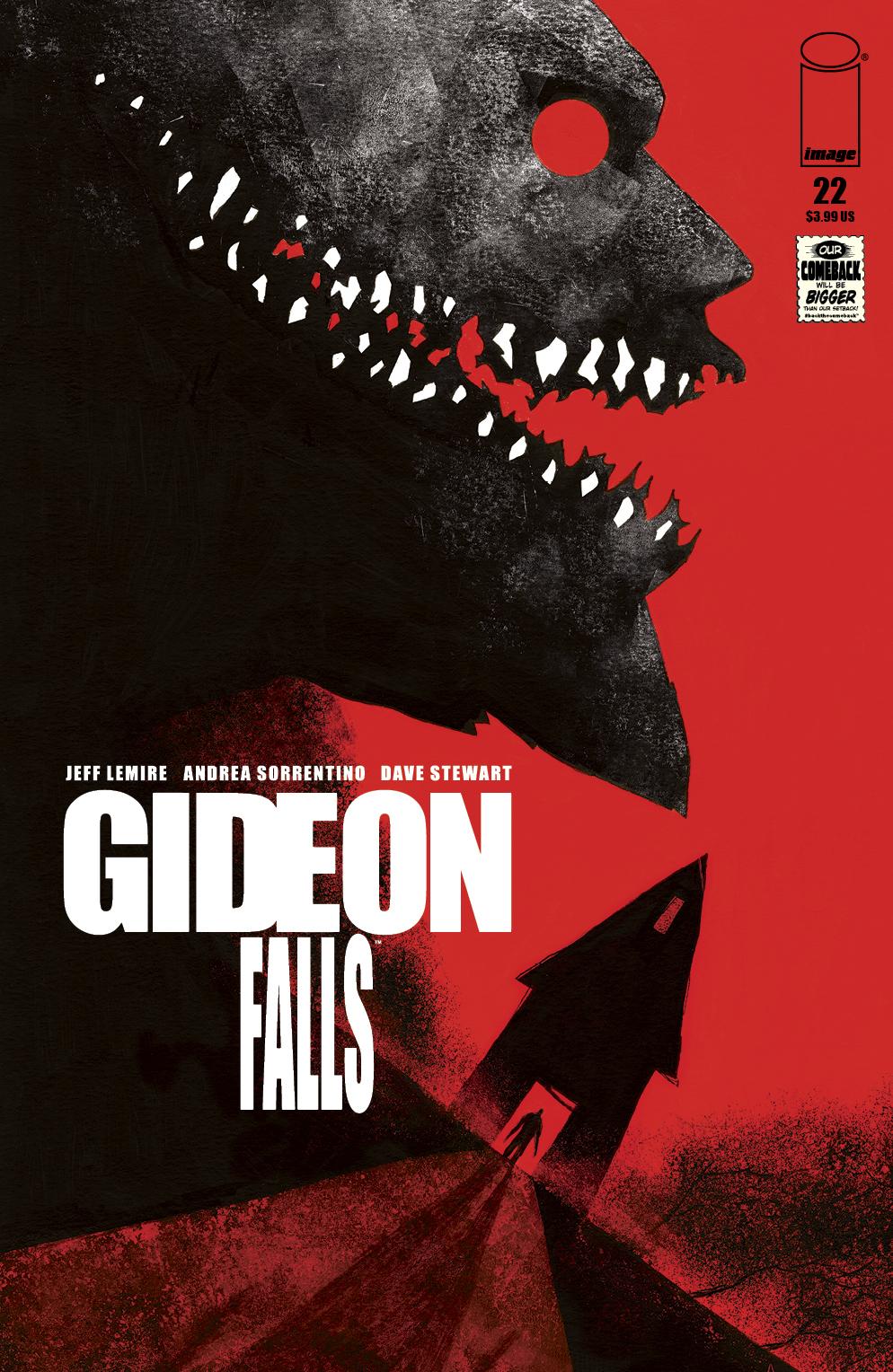 GIDEON FALLS #22 CVR B LOVE (MR)