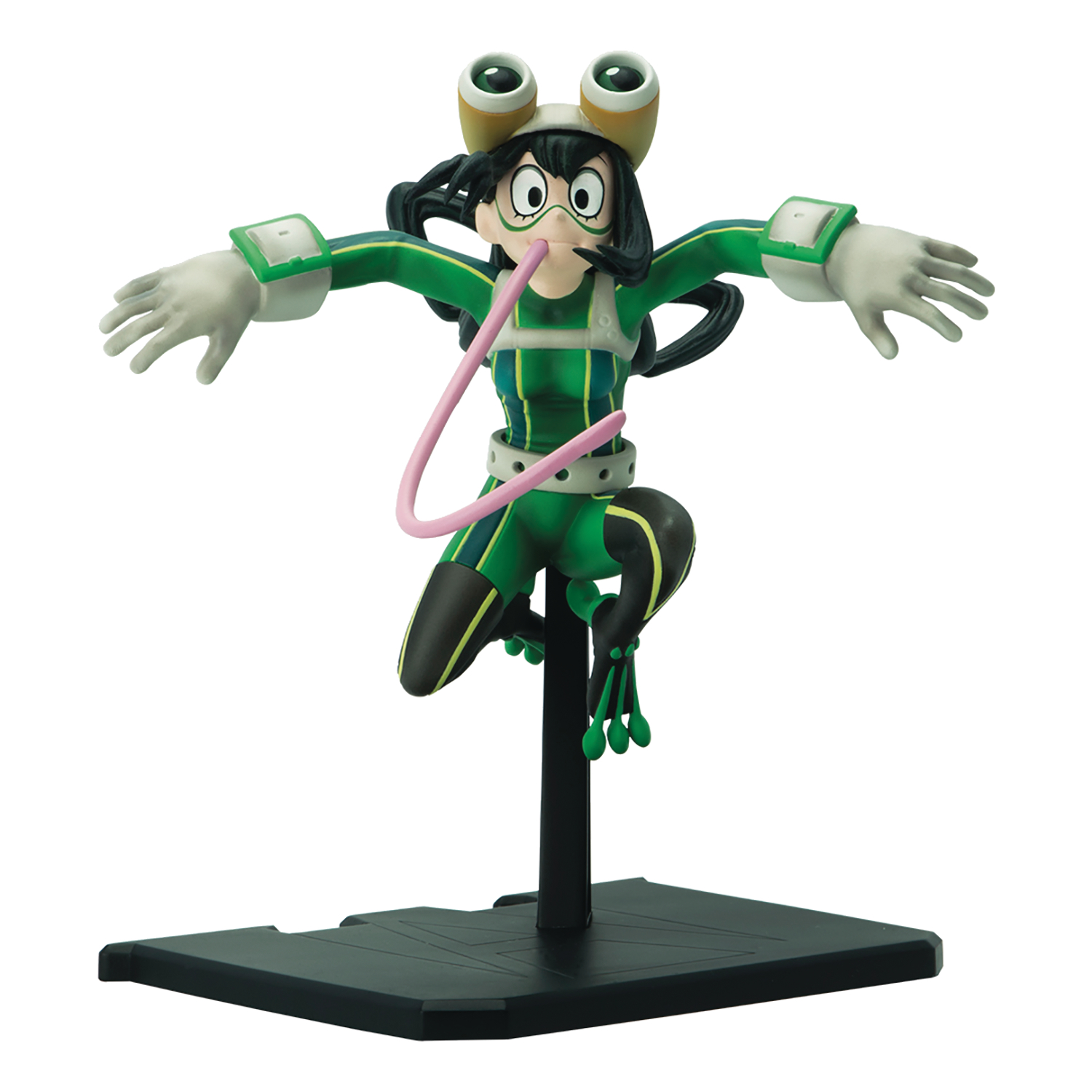 MY HERO ACADEMIA TSUYU FIGURINE (DEC198696)