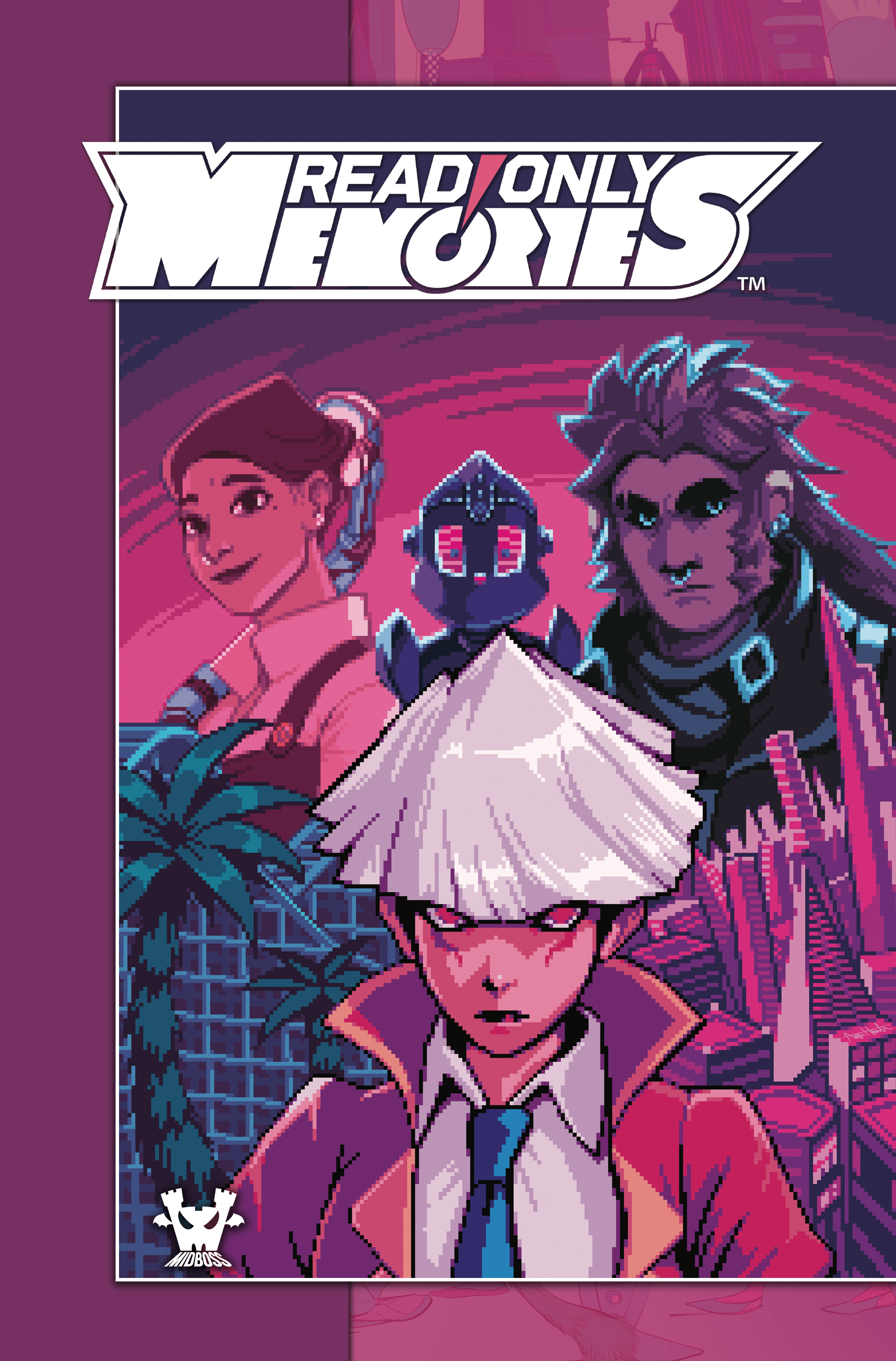 READ ONLY MEMORIES TP