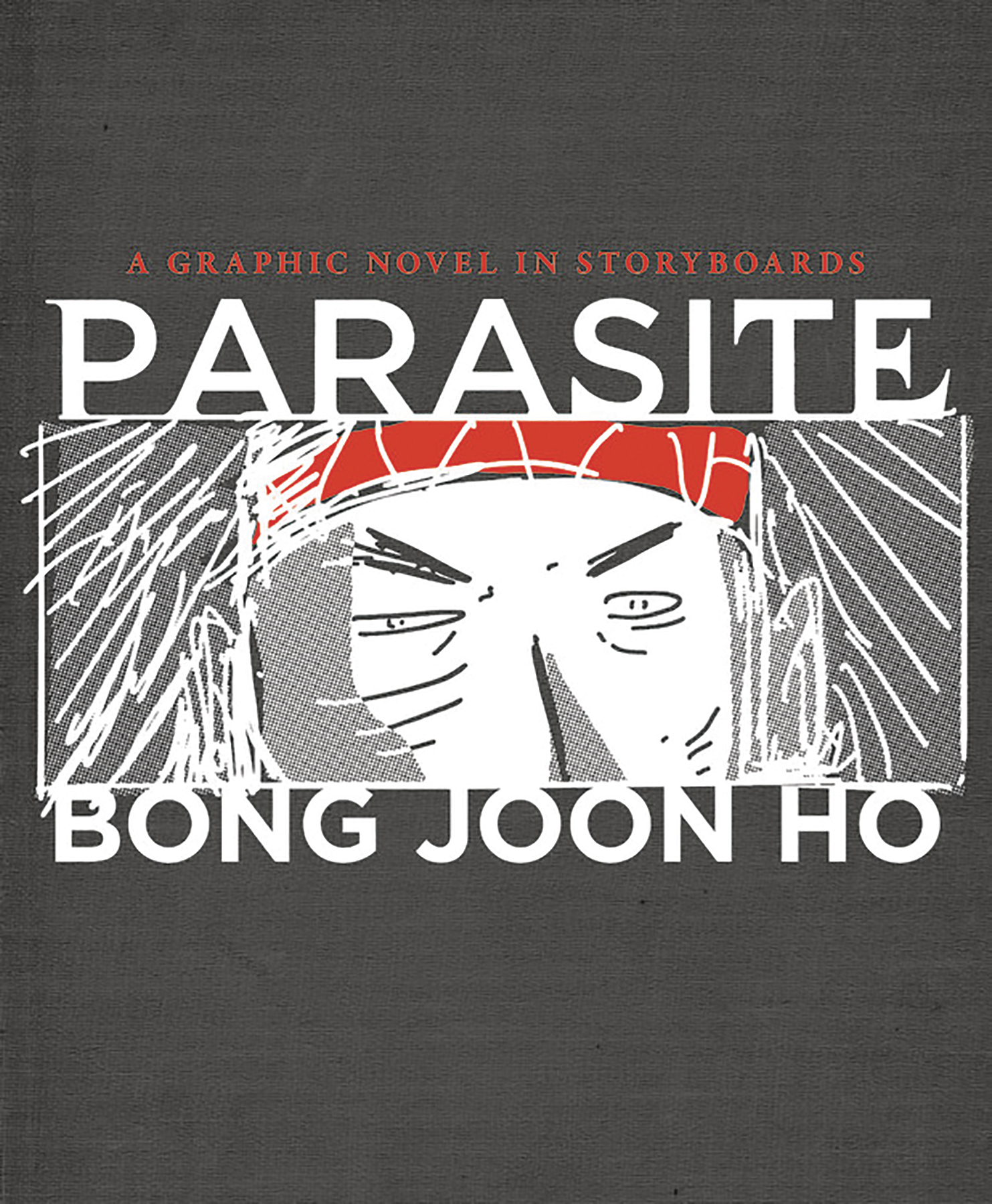 PARASITE GRAPHIC NOVEL IN STORYBOARDS